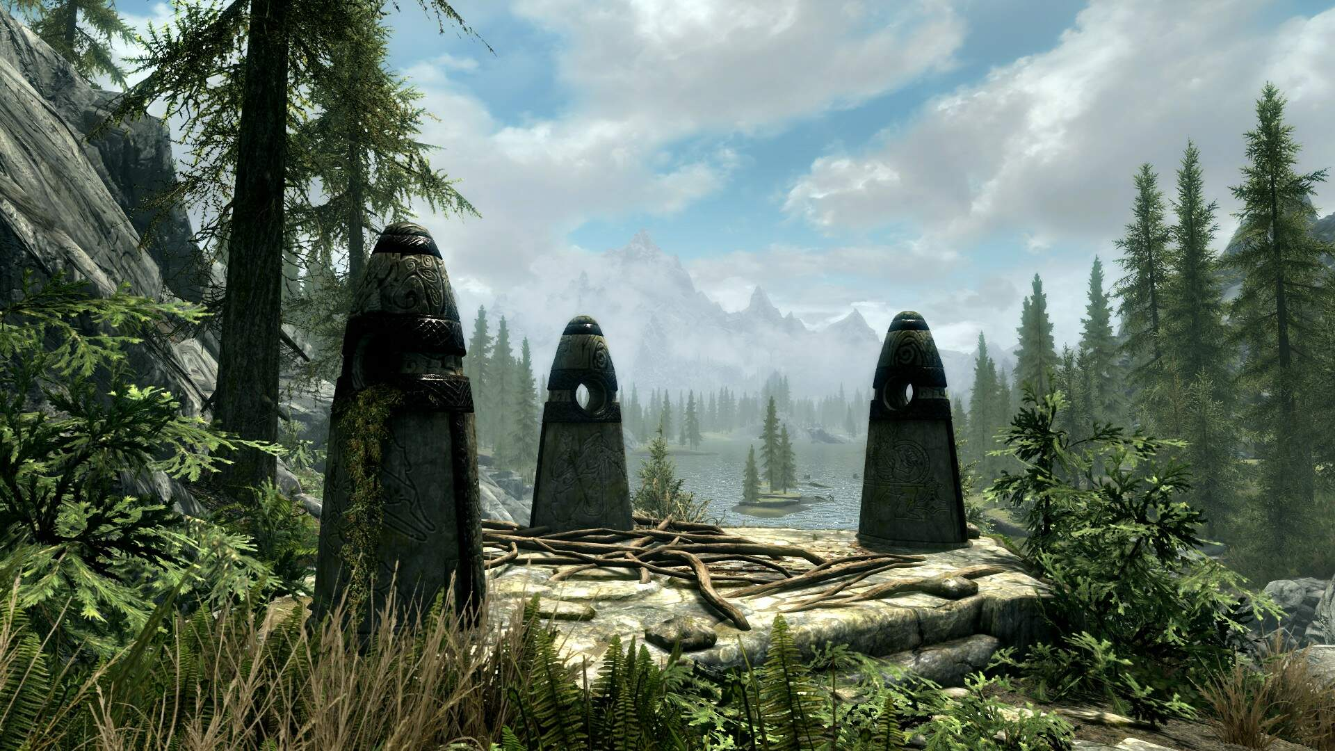 Skyrim Guide - All Standing Stones Locations