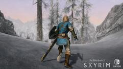 "Skyrim on the Switch: No Mod Support ""Planned at This TIme"""