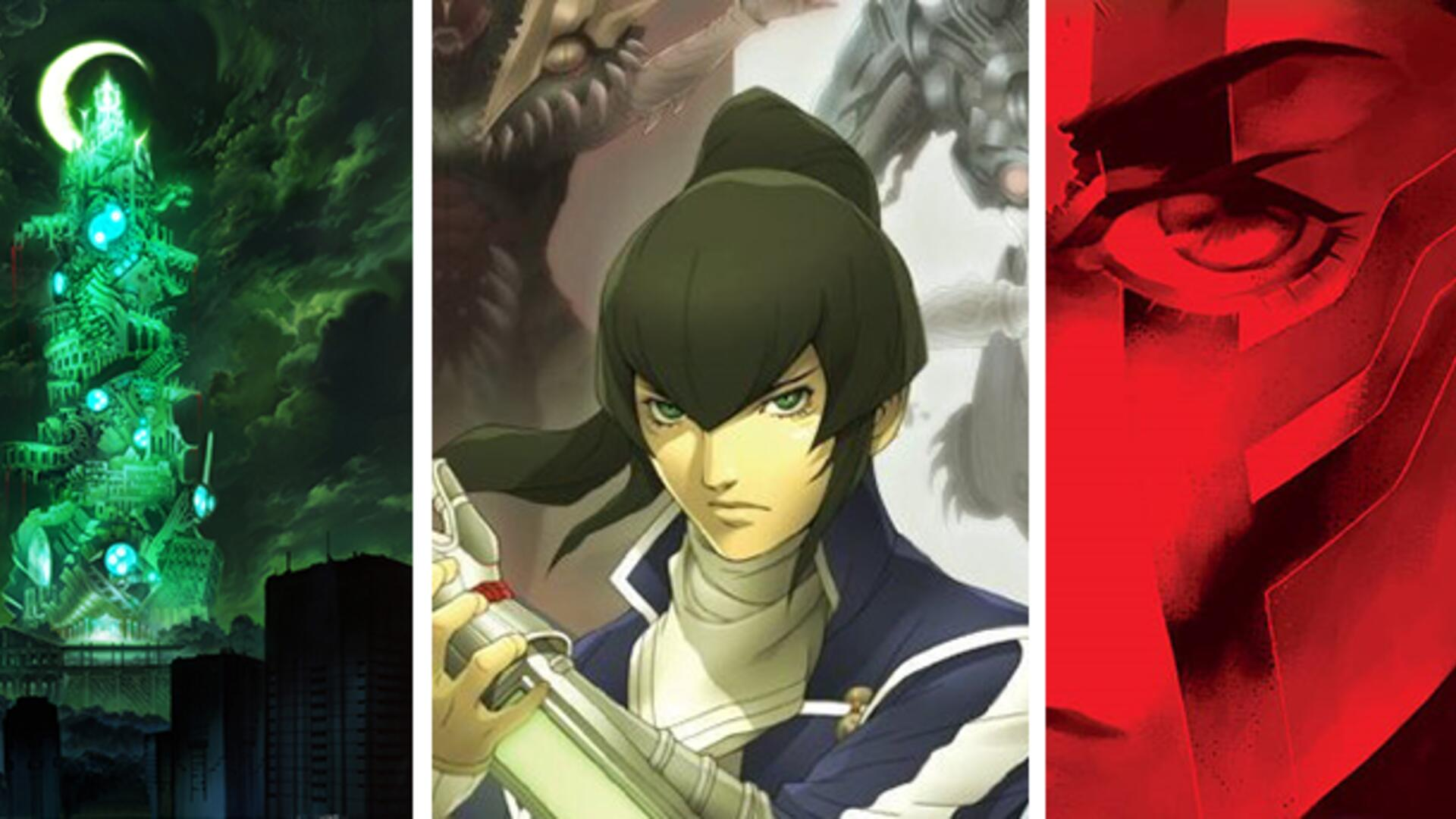 The Shin Megami Tensei Games You Should Play After Persona 5 | USgamer