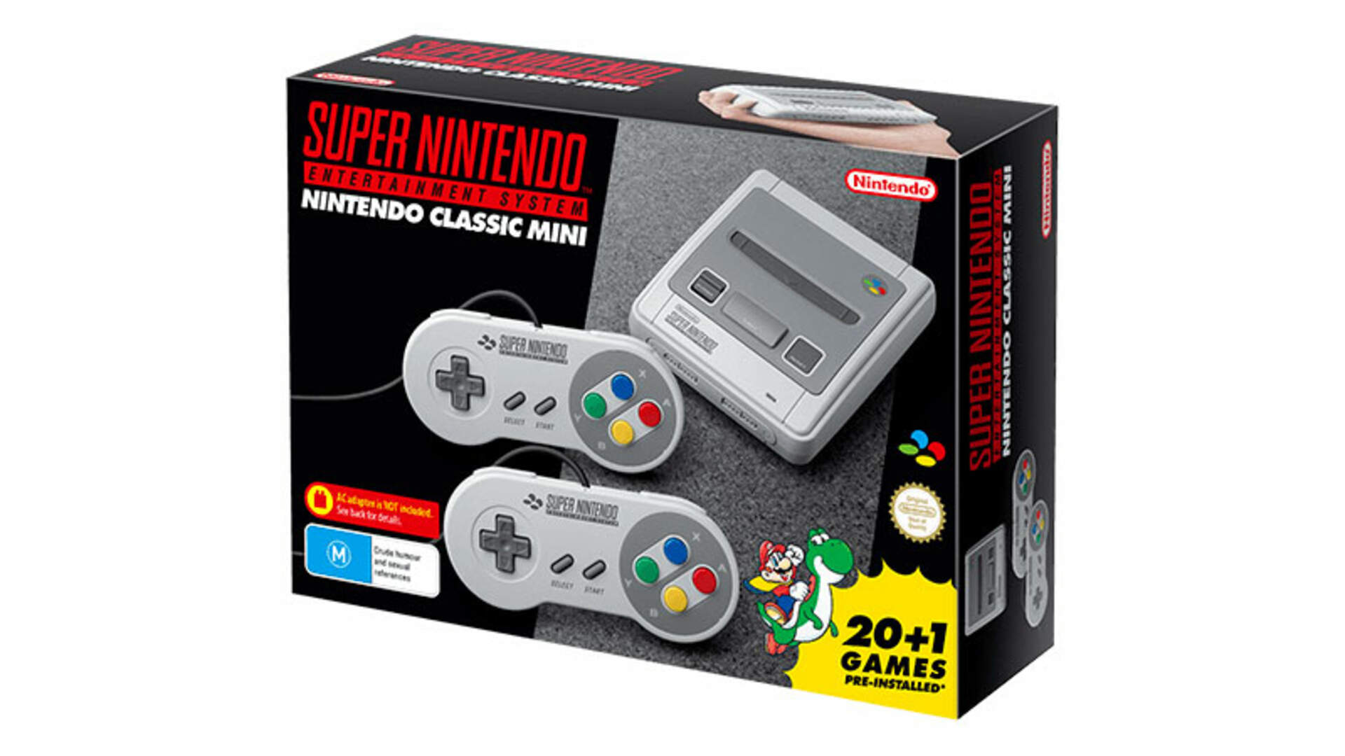 The Japanese Version of the SNES Classic Comes With Different Games