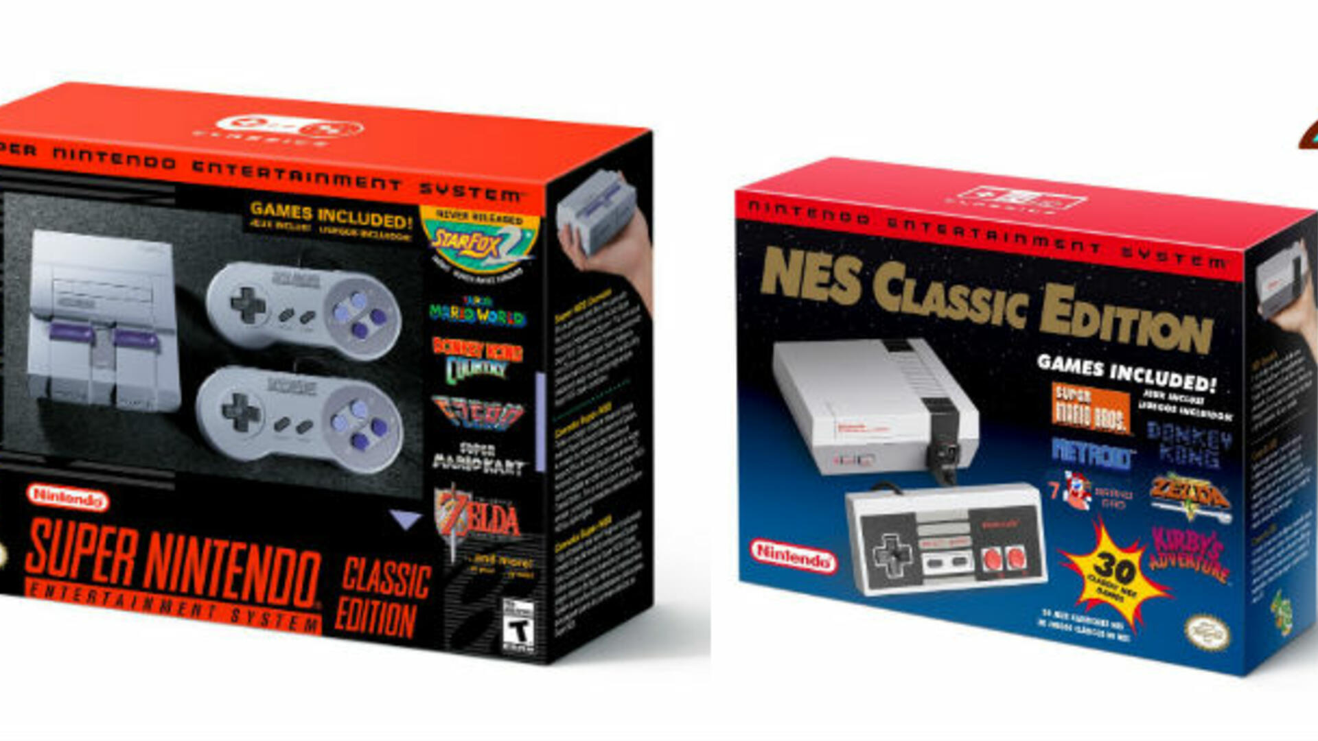 5 Reasons Why the SNES Classic Edition Is Way Better Than the NES Classic Edition
