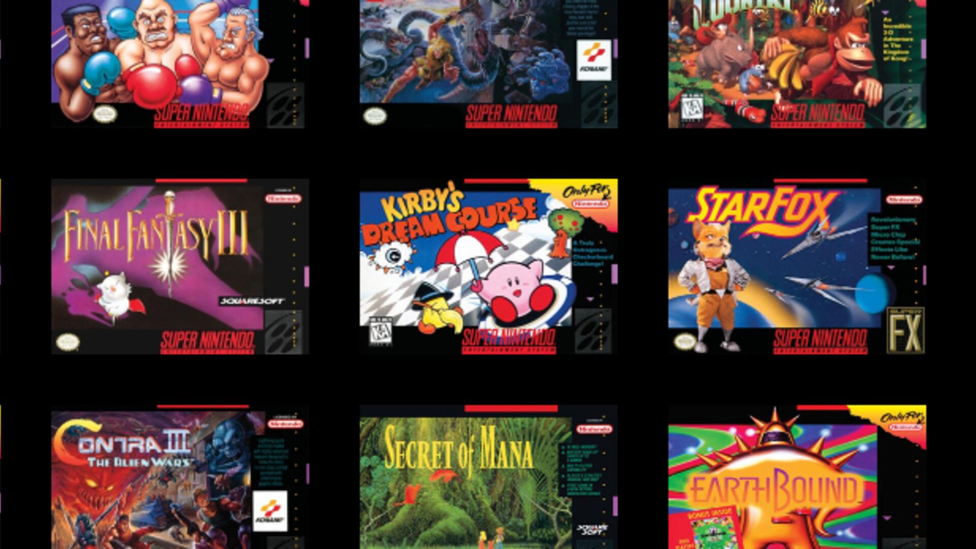 Super NES Retro Reviews: Every Review of Every SNES Classic