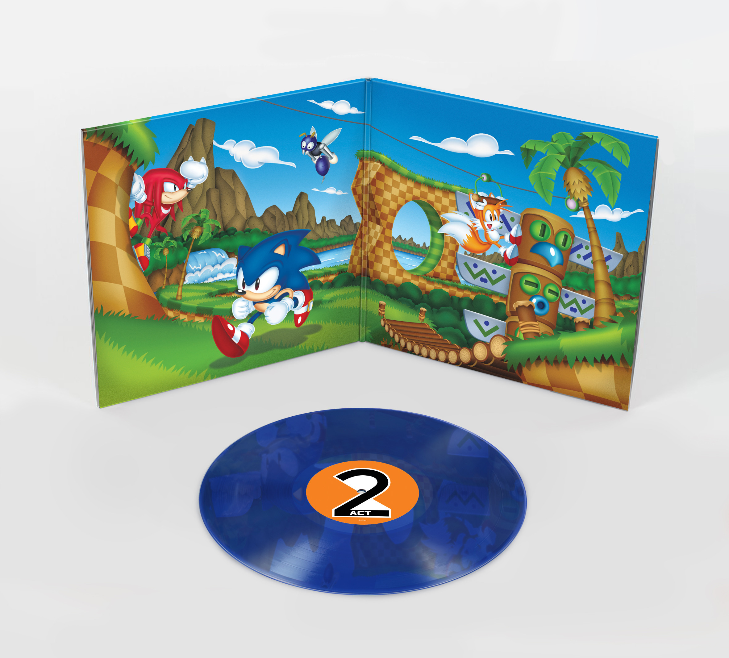 Sonic Mania Already Has A Special Vinyl On The Way Usgamer