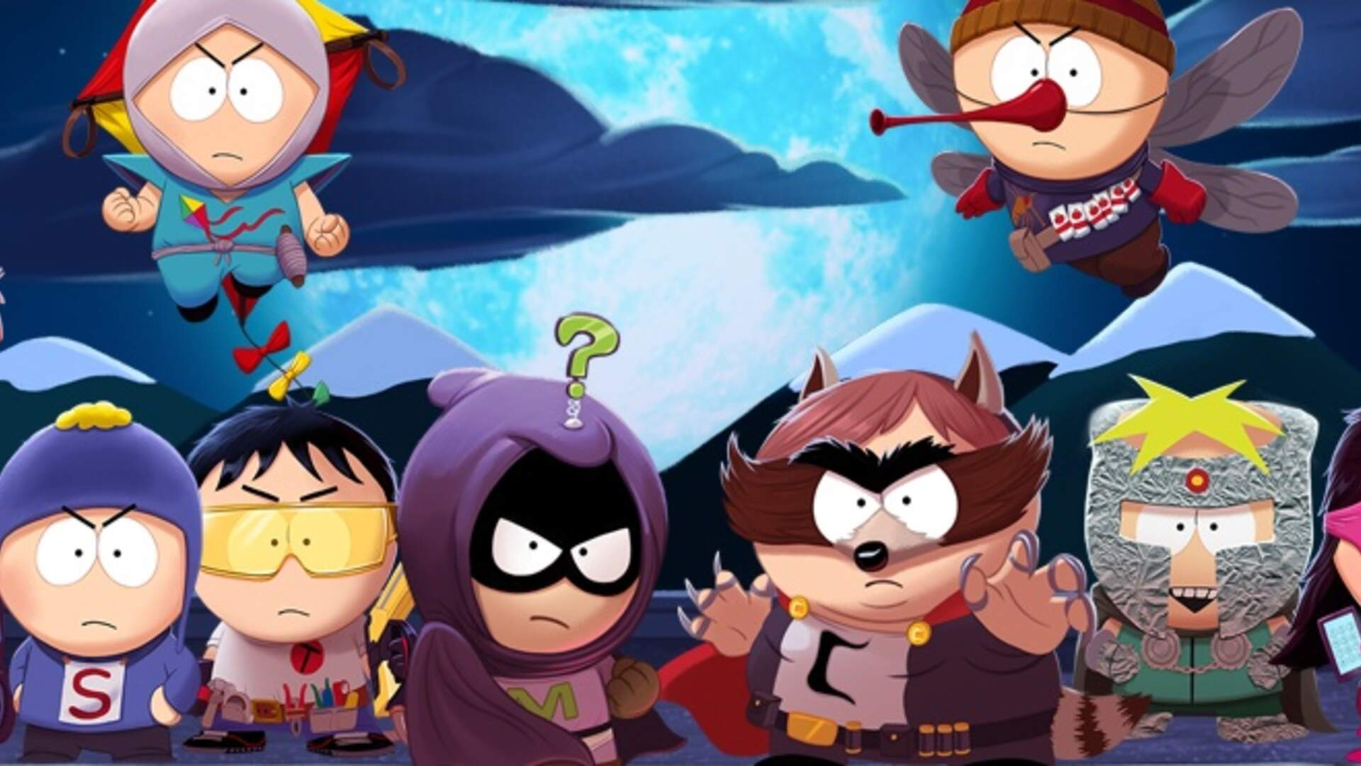 24 04 2018 south park the fractured but whole guide combat tips and tricks character classes explained mission walkthroughs