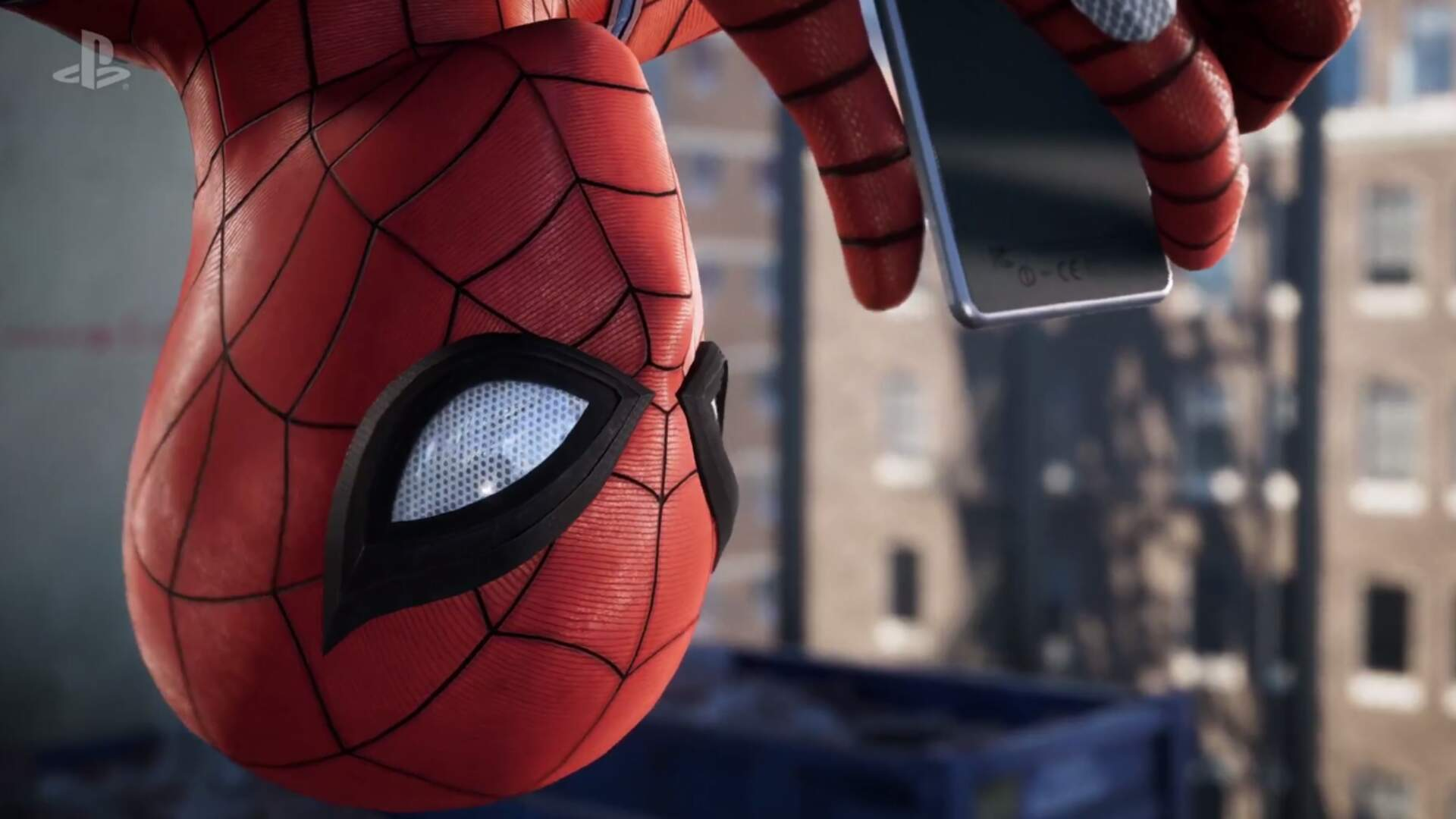 Insomniac's Spider-Man Teases Miles Morales, Game Out in 2018