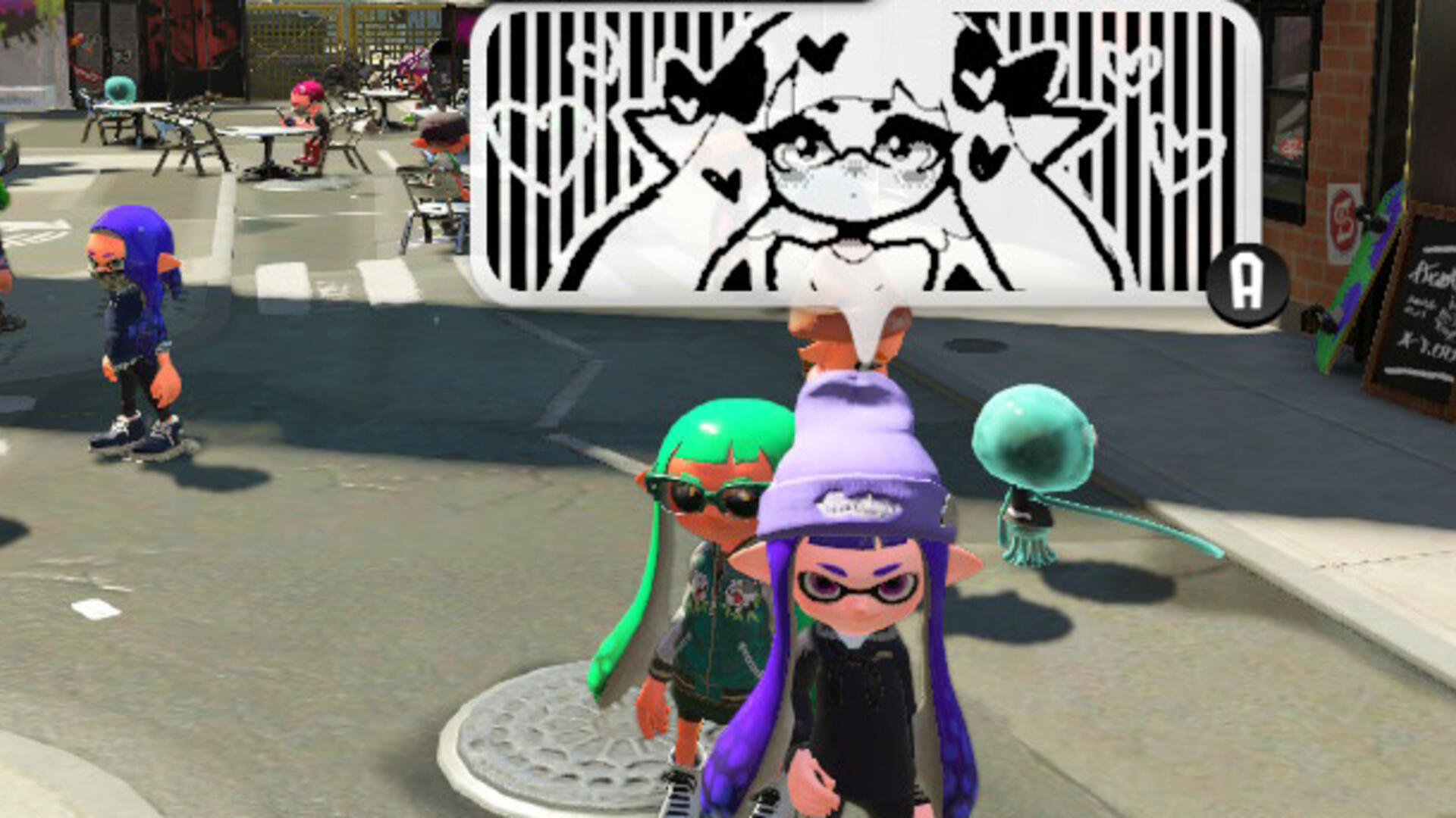 The Wii U's Wild Miiverse Lives on in Splatoon 2's Fresh Ecosystem