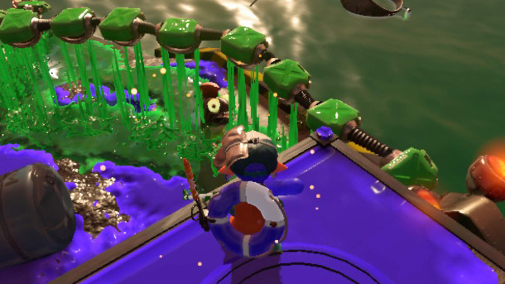 Splatoon 2's Horde Mode Mirrors the Reality of Exploited Young Workers