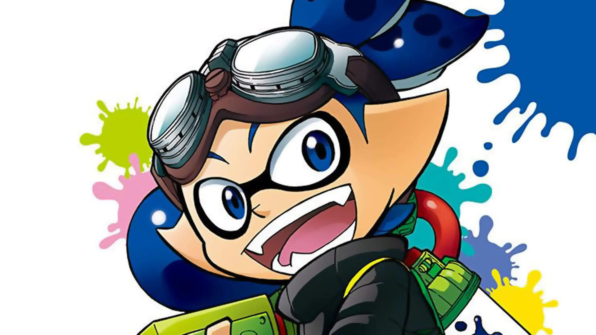 Splatoon is Getting an Anime Just in Time for Splatoon 2