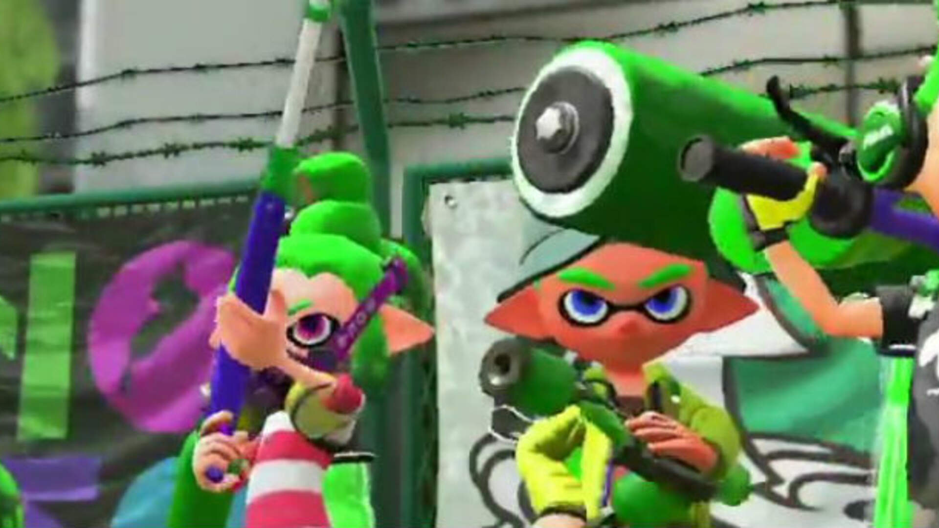 Splatoon 2: Here's What's New