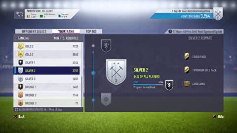 FIFA 18 FUT Squad Battles - How to Earn the Most Points, Rank Highly
