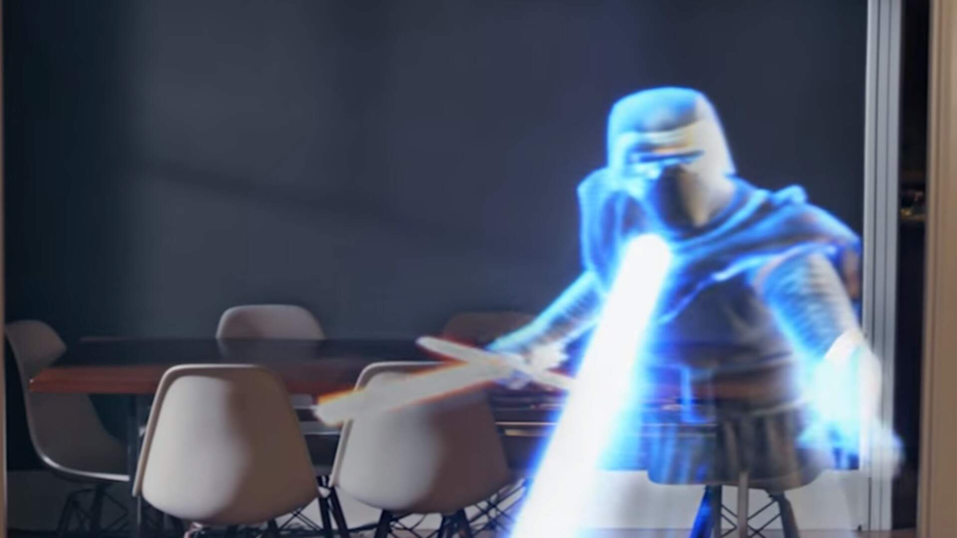 You Can Now Pre-Order the Star Wars AR Lightsaber Game
