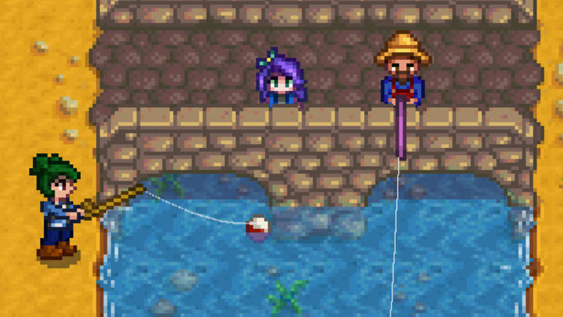 Stardew Valley Launches Multiplayer Beta on Steam and GoG