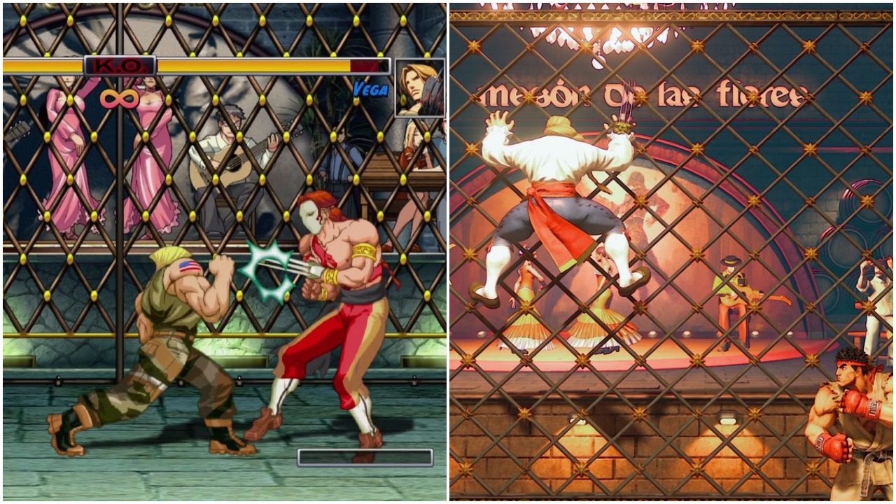 Street Fighter 5 Rolls Out New Character Stages And Network Next