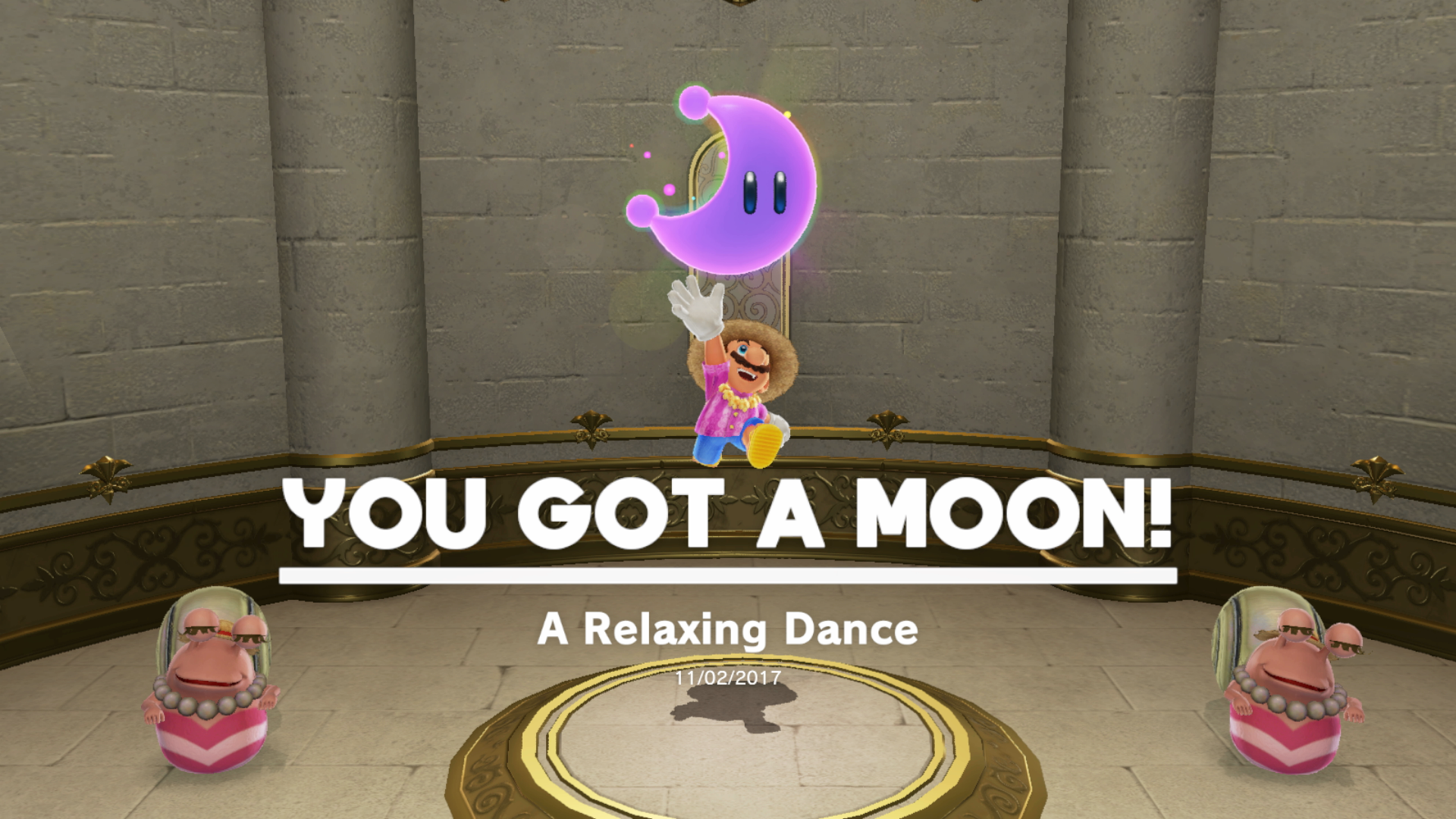 Super Mario Odyssey Seaside Kingdom Moon Locations All
