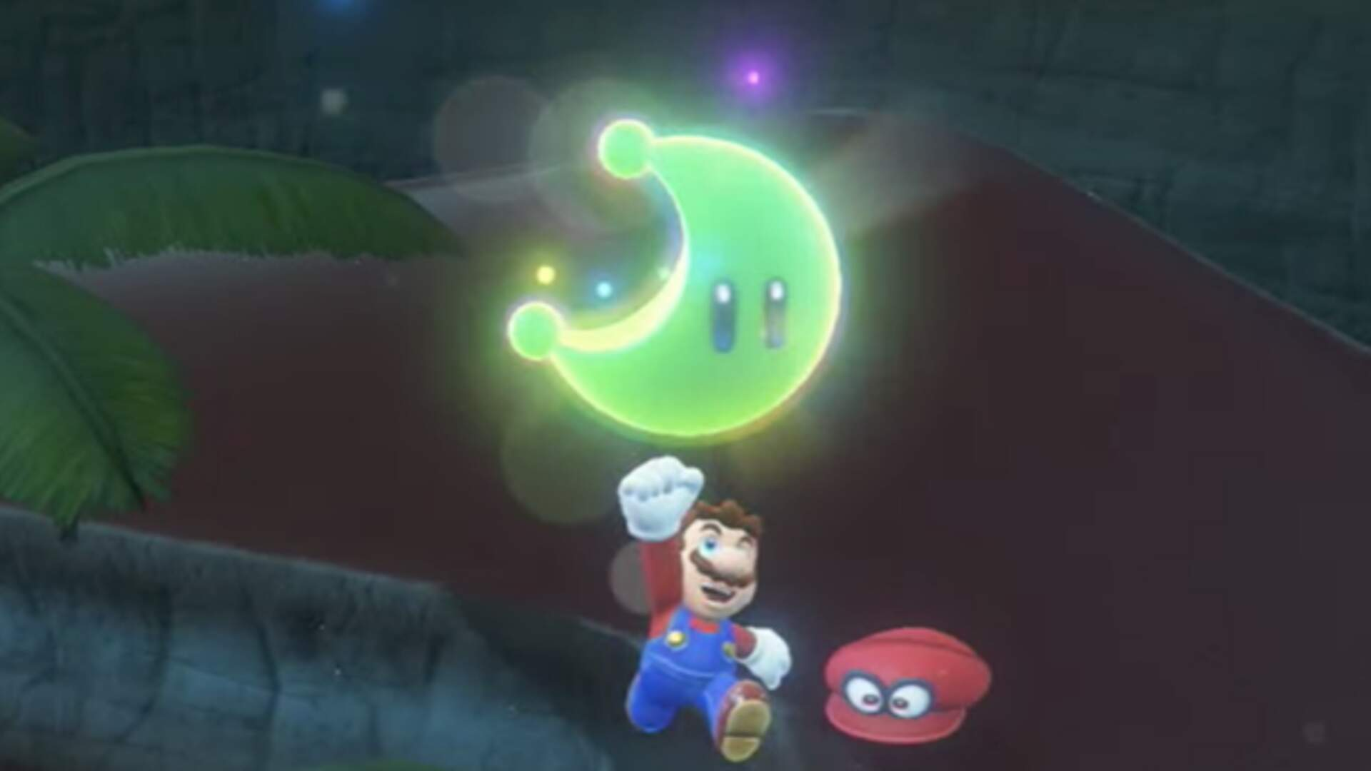Your Dreams of Playing as a Hat Are Coming True: Super Mario Odyssey Will Have Co-Op