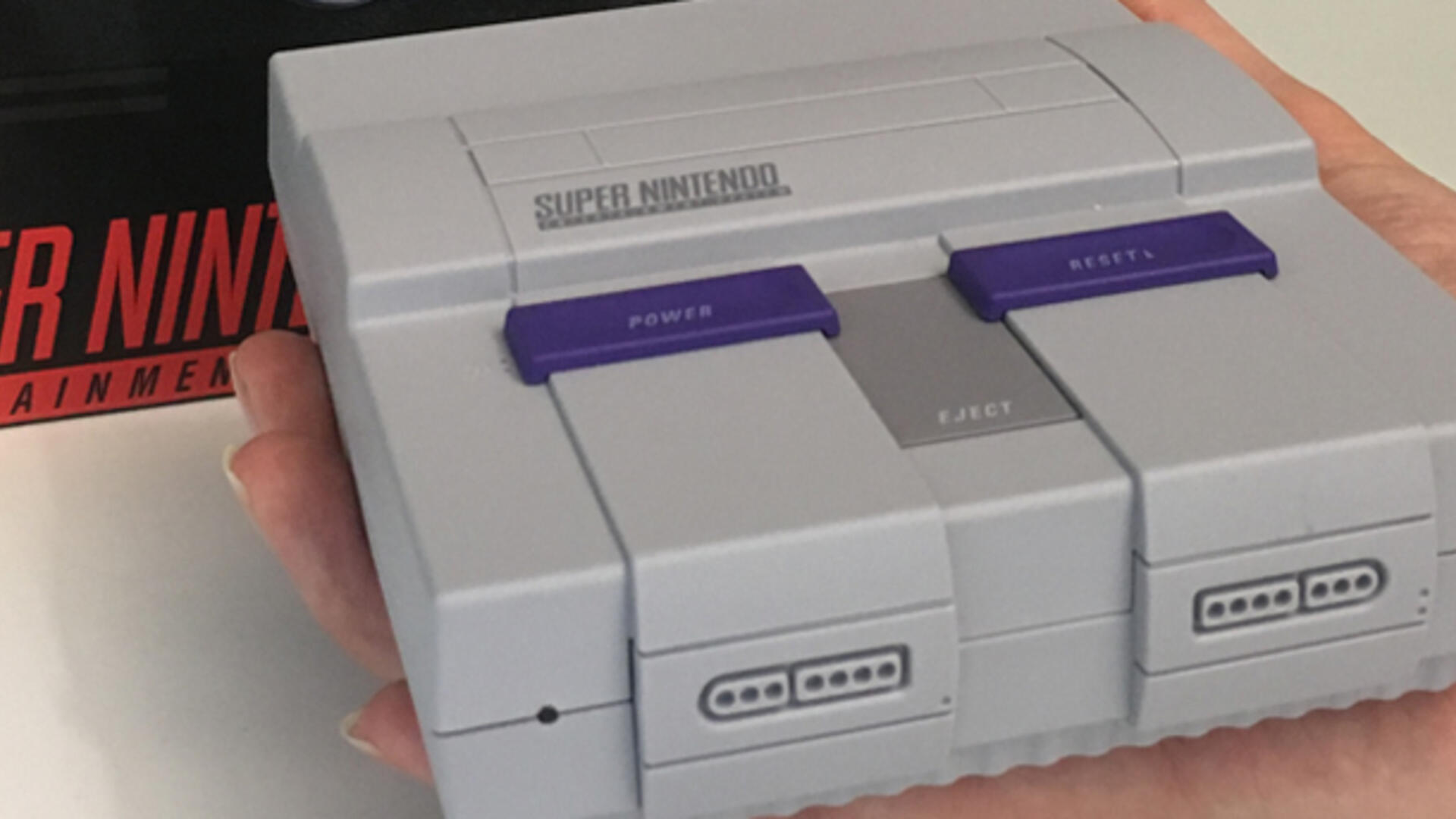 SNES Classic Hands-on: Why Nintendo's Second Retro Console Will Have More Staying Power Than the First