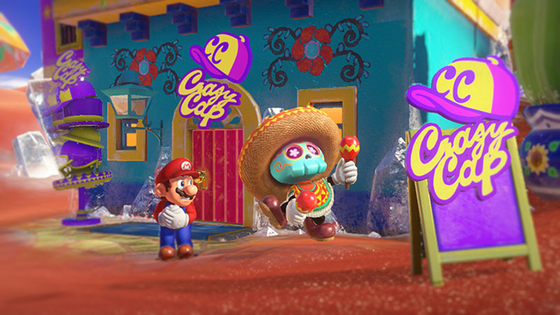 Super Mario Odyssey Sells Nearly 500K in Japan At Launch