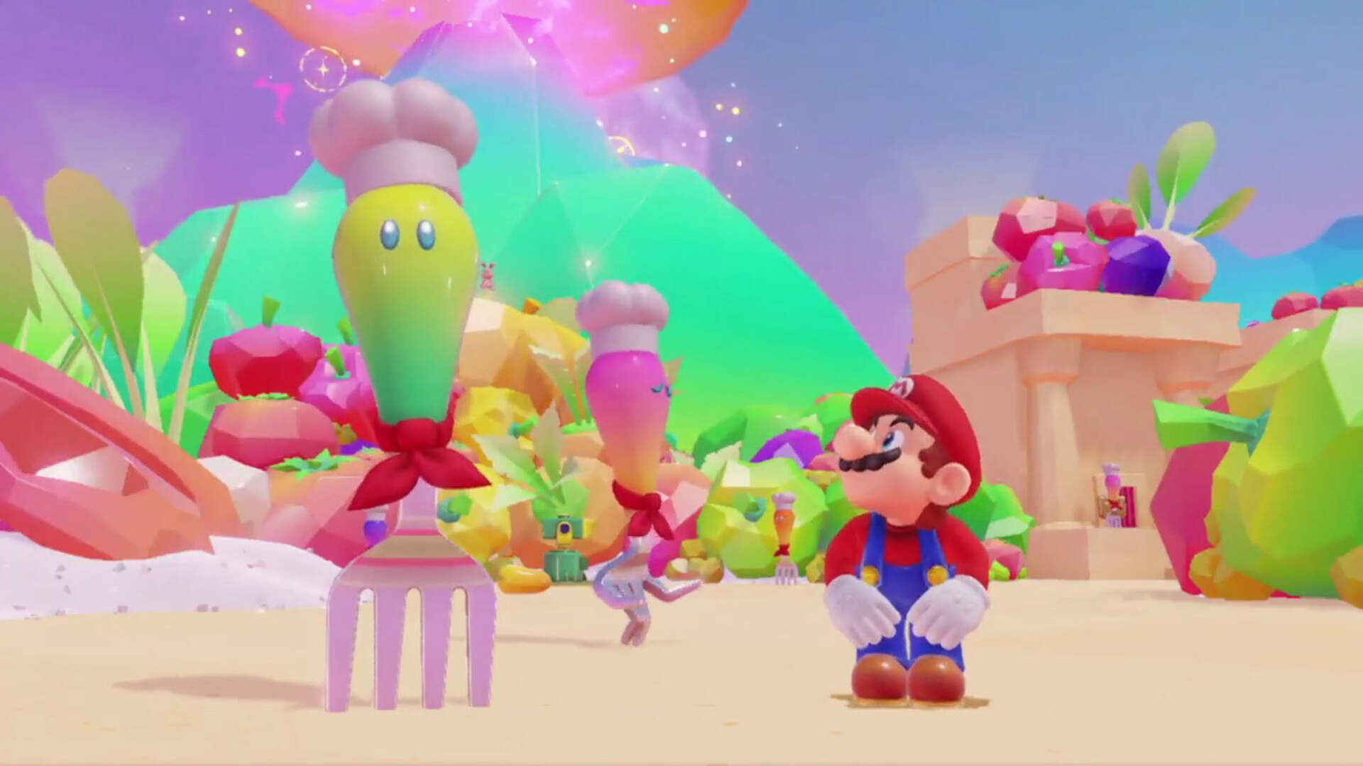 Super Mario Odyssey's Motion Controls Aren't Mandatory, but Aren't Optional Either