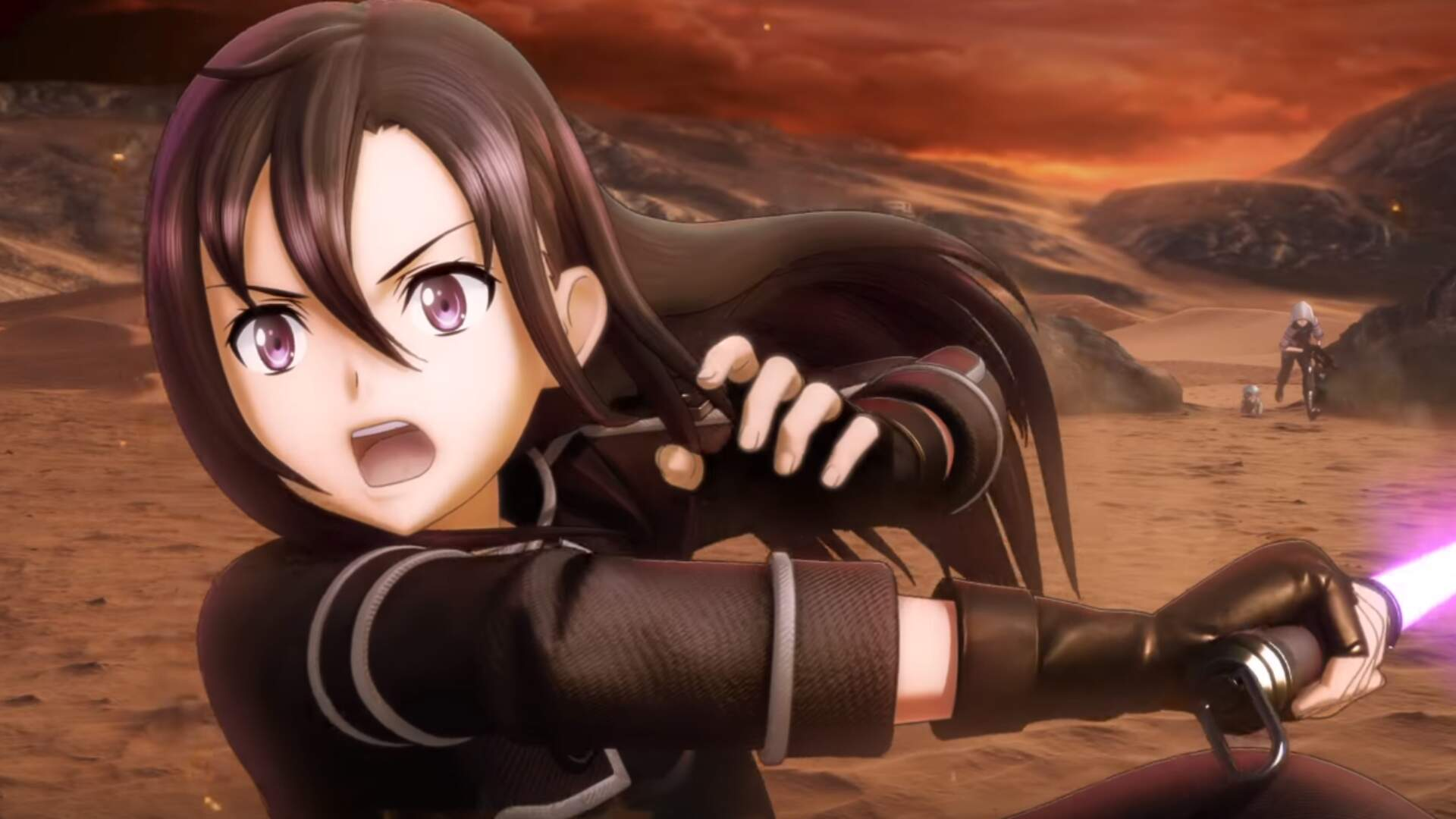 Sword Art Online: Fatal Bullet Brings Some Much Needed Anime Action to the Xbox One