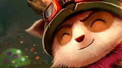 Game Based on League of Legends' Teemo May be in Development