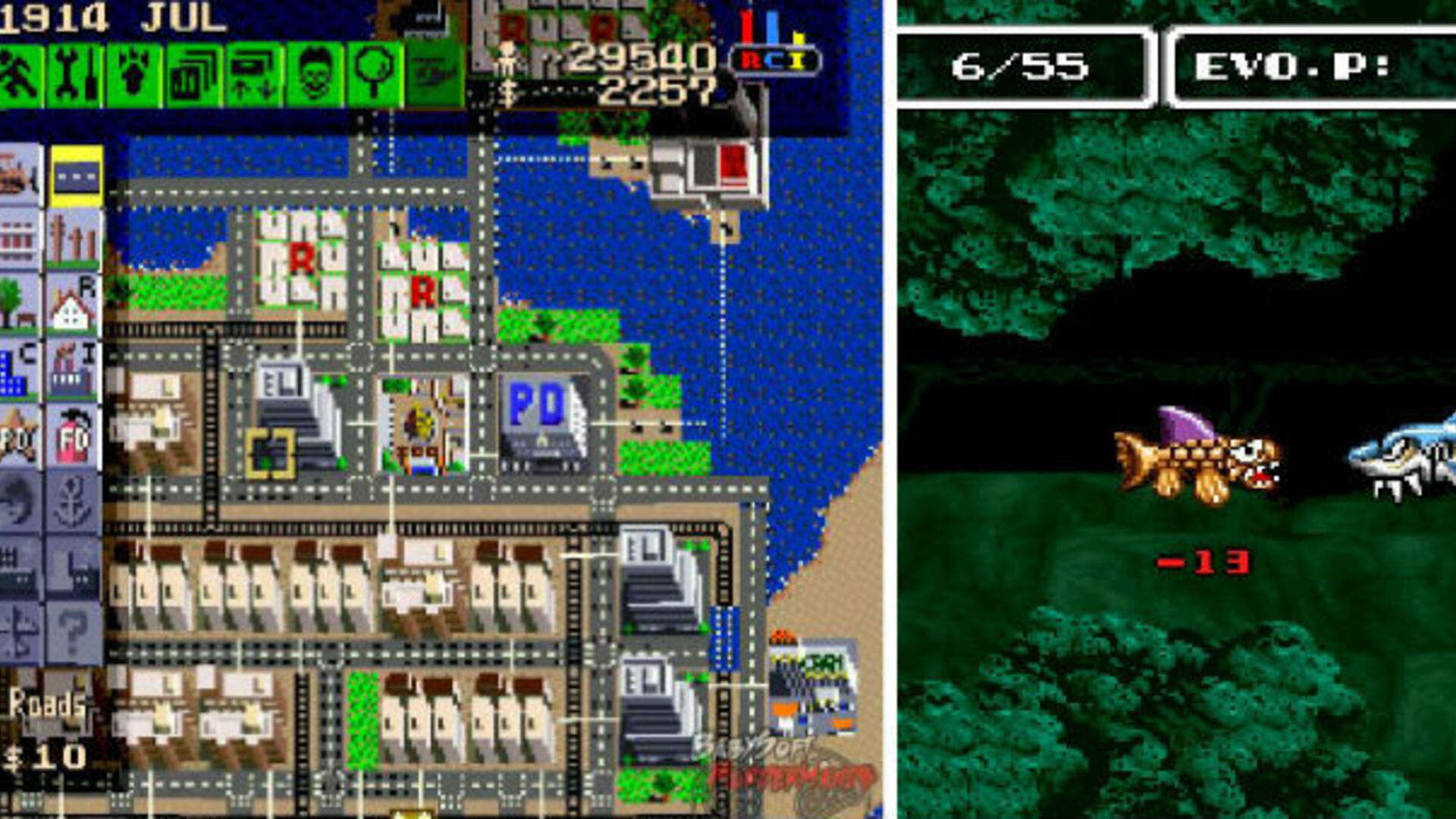 10 Games We Can't Help but Notice Are Missing from the SNES