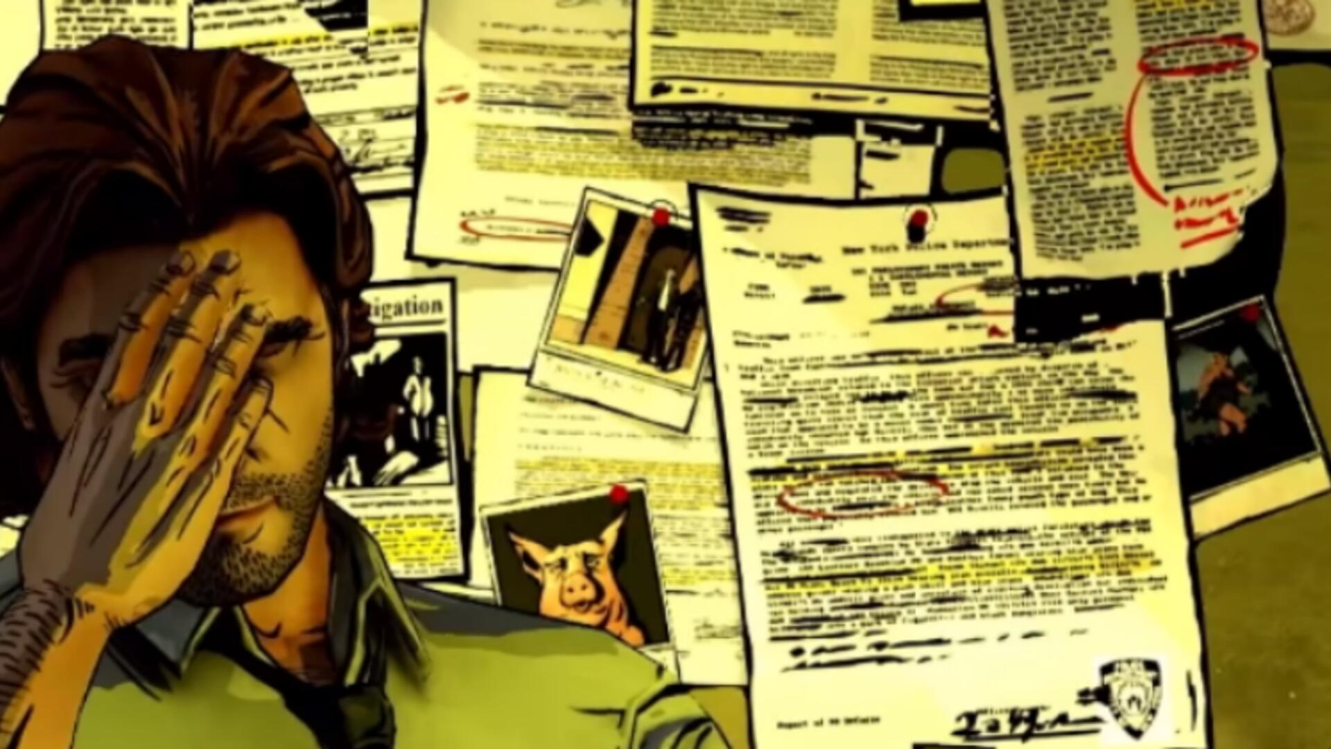 Nevermind, We Are Getting The Wolf Among Us Season Two in 2018