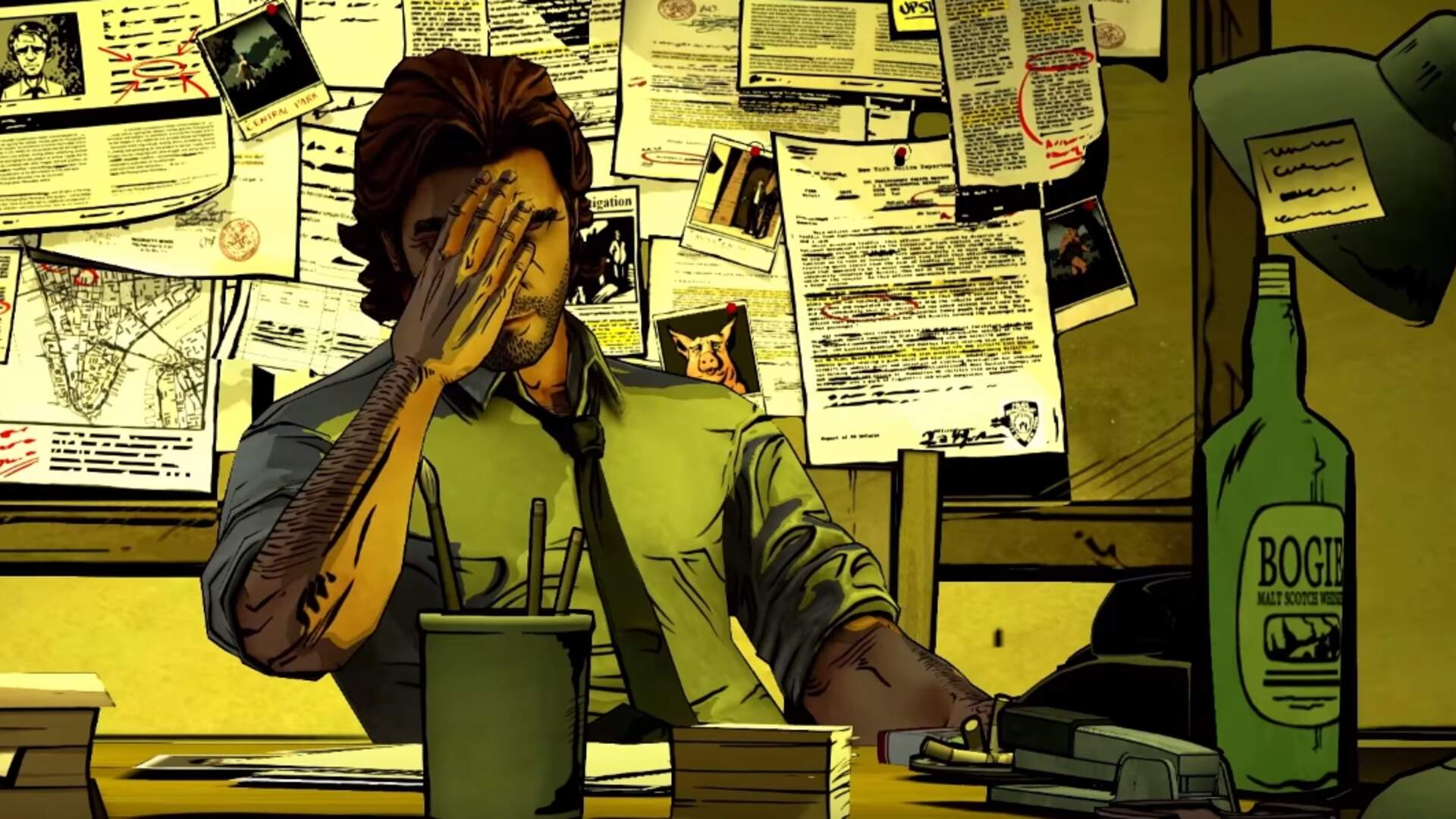 New Telltale Isn't Sharing More About The Wolf Among Us 2 Just Yet