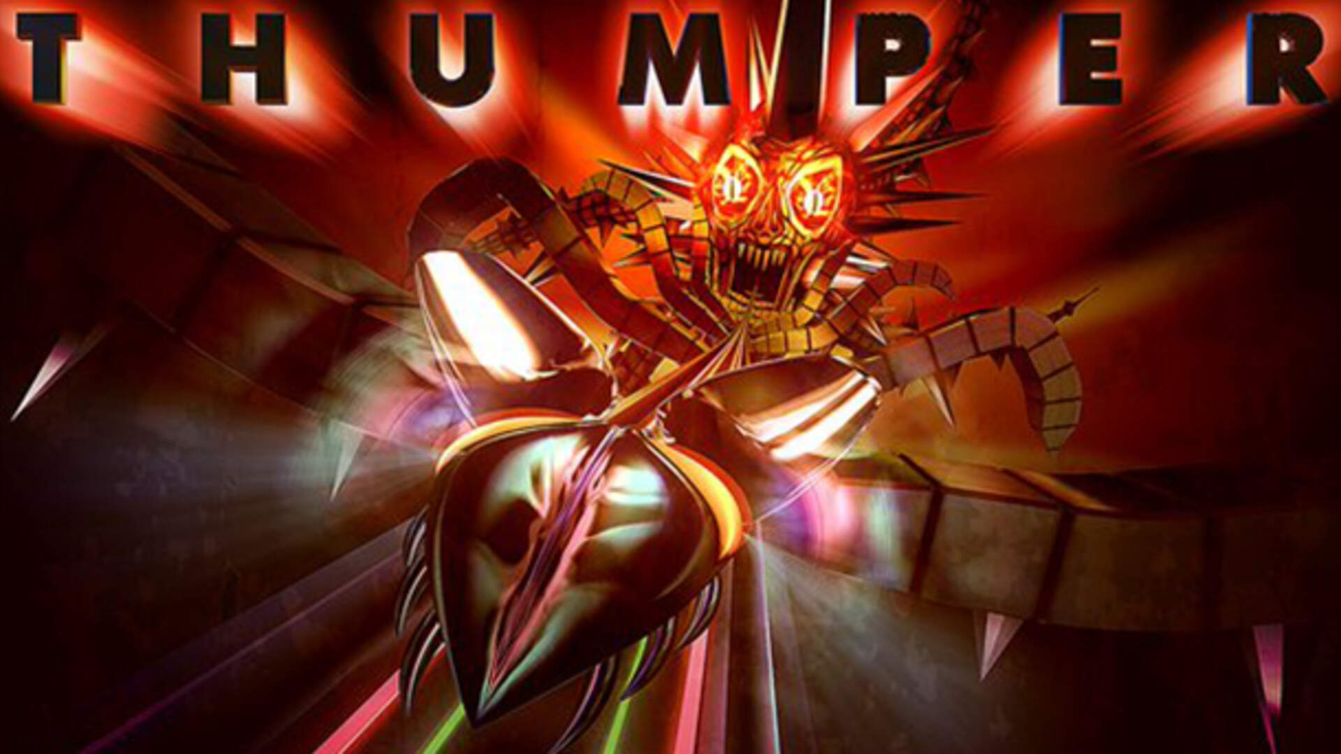Get Ready for Rumble Violence: Thumper Is Coming to Nintendo Switch