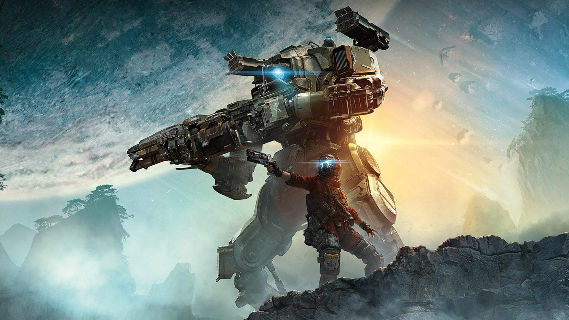 """New """"Premium"""" Titanfall Experience is Coming Later This Year"""