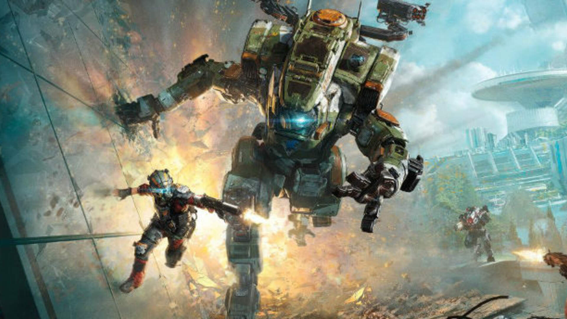 New Patch Greatly Improves Titanfall 2's Performance on the Xbox One X