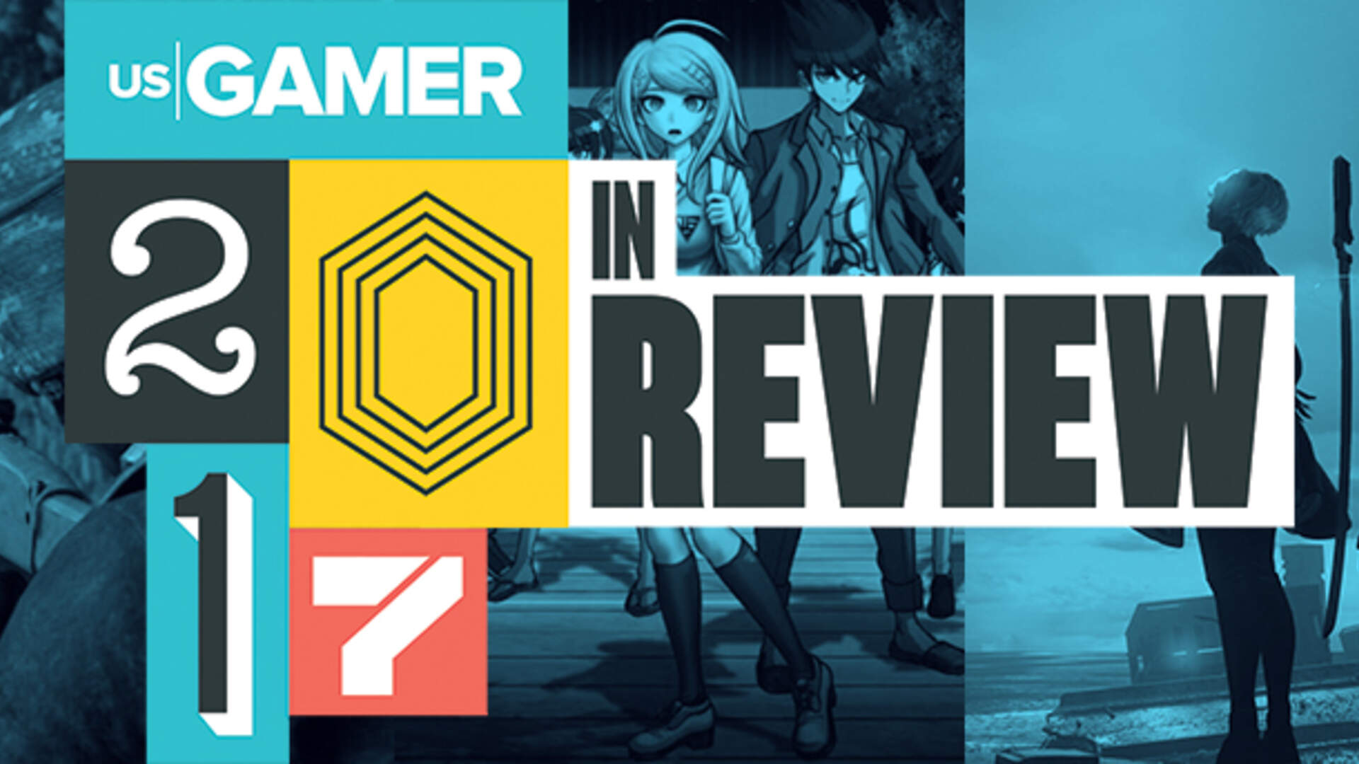 USgamer's 20 Best Games of 2017