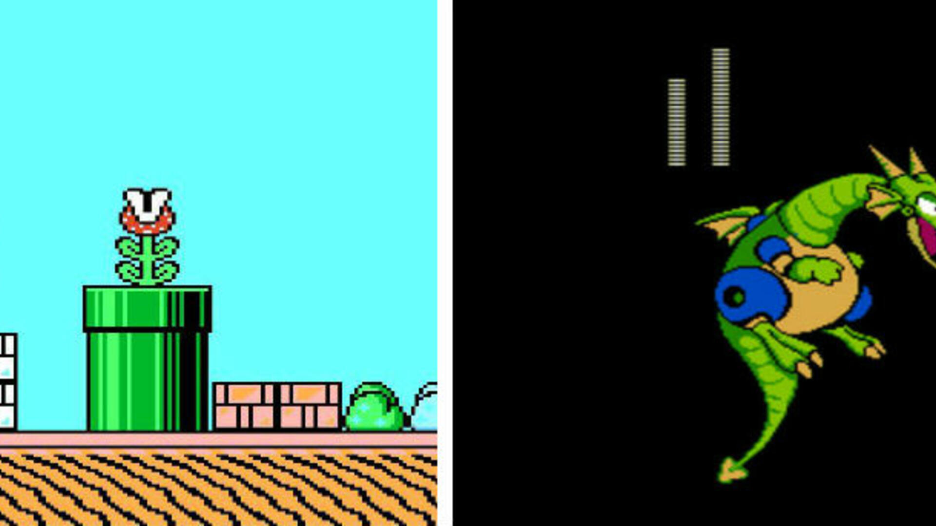 Retro Game Fans Get Riled Up by the Twitter Poll from Hell