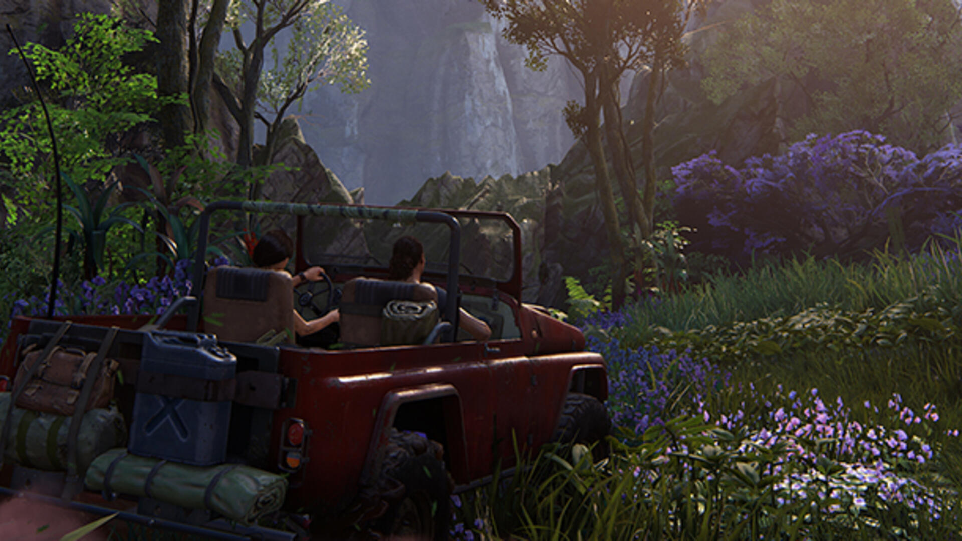 Uncharted: The Lost Legacy Points Towards a Potential Franchise Future