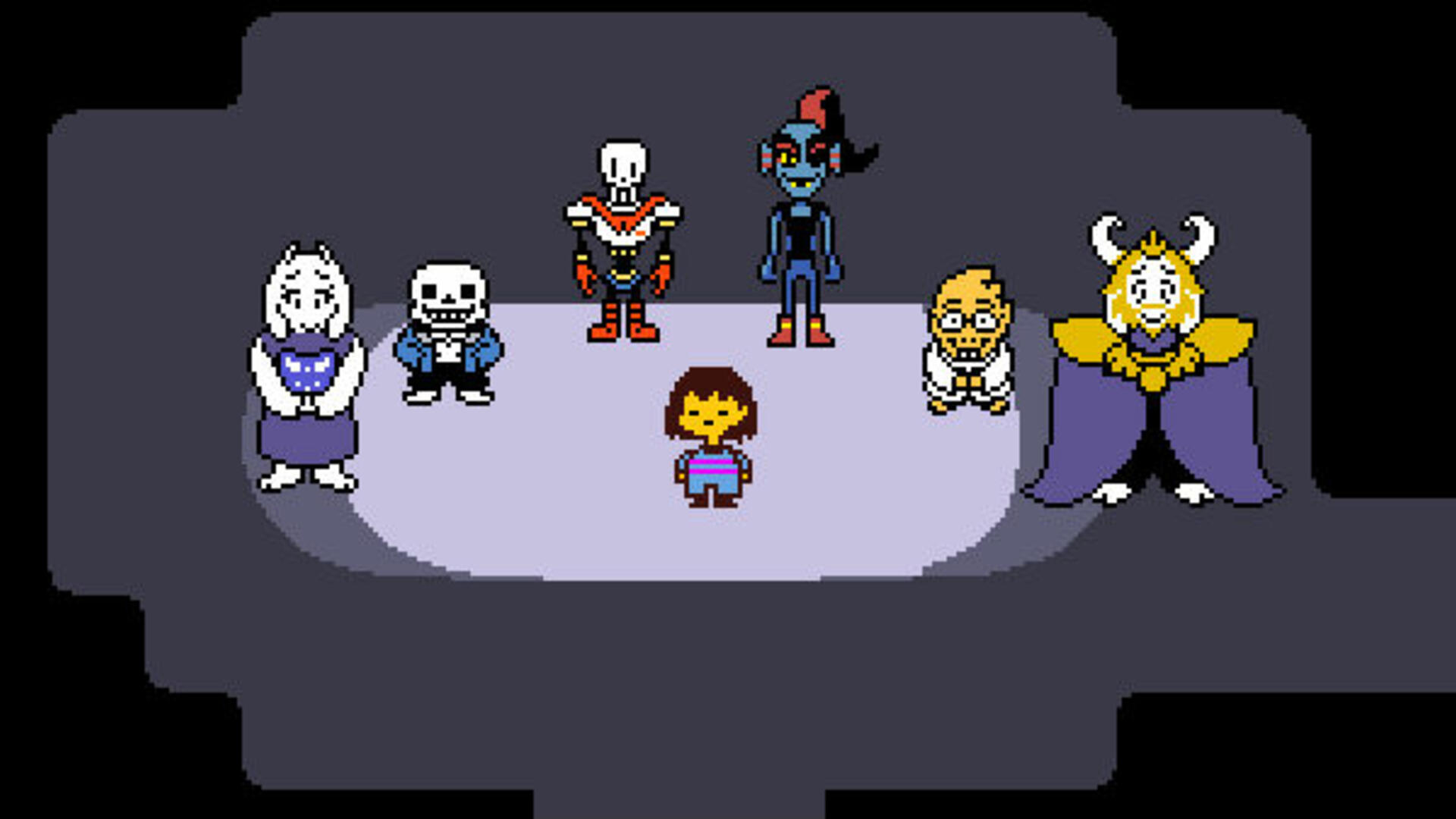 Why Undertale's End-Game Tops All Other RPG Finales