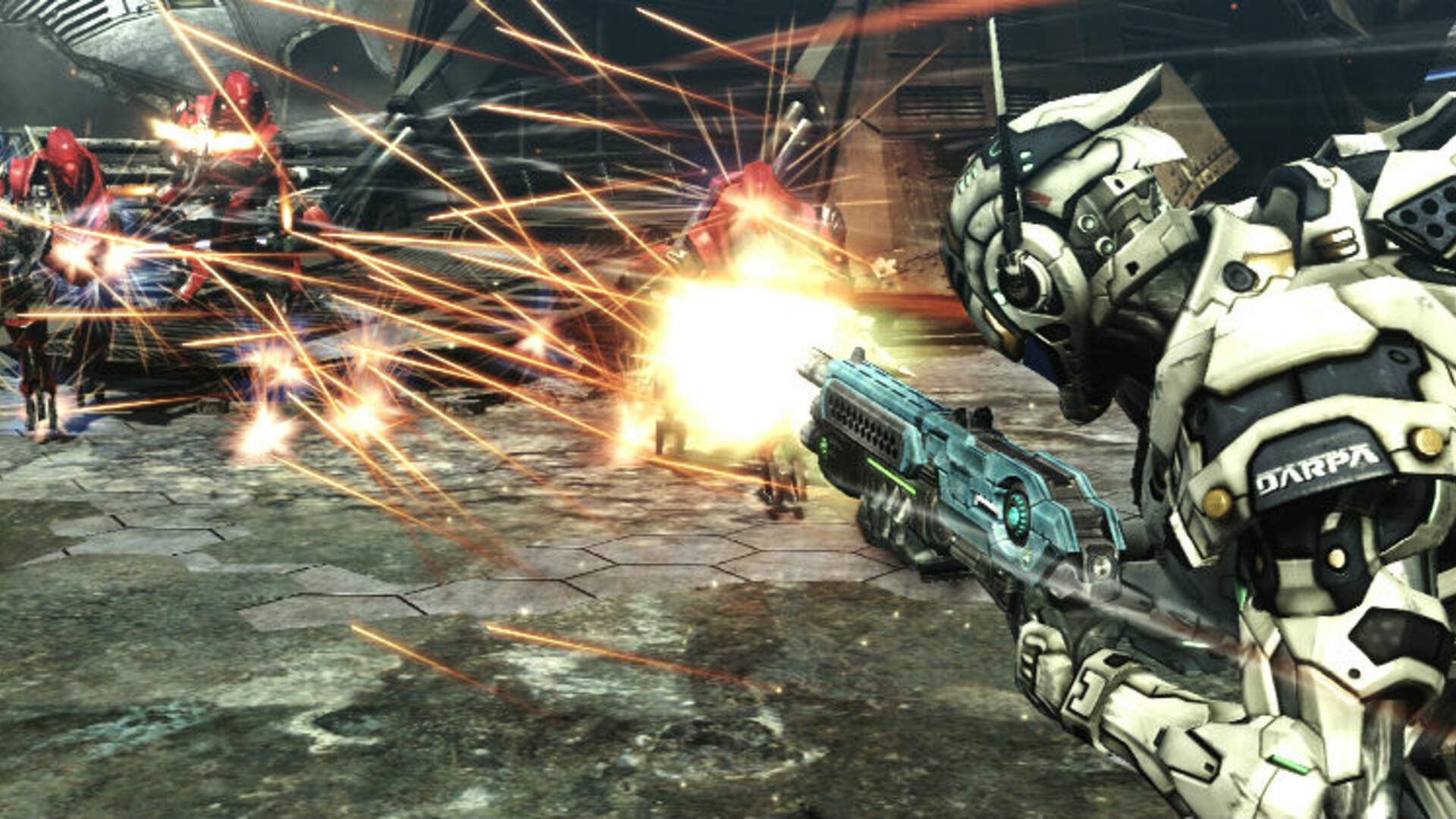 Vanquish PC Port Coming out Later This Month