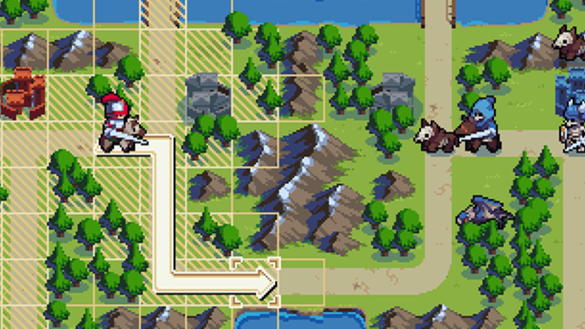 Wargroove Is Like If Advance Wars and Fire Emblem Had a Baby