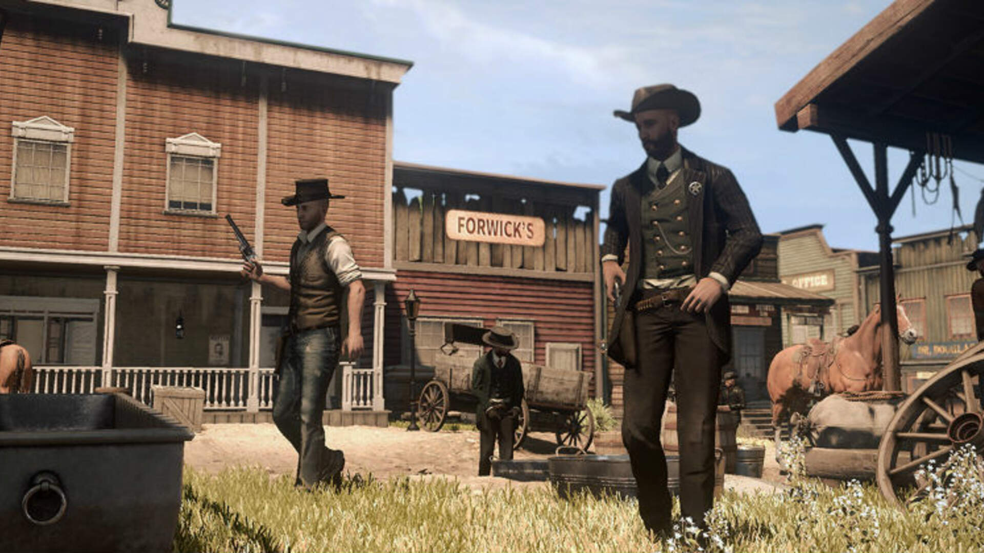 The Wild West MMO Everyone Thought Was Red Dead Redemption 2 Has Been Fully Funded