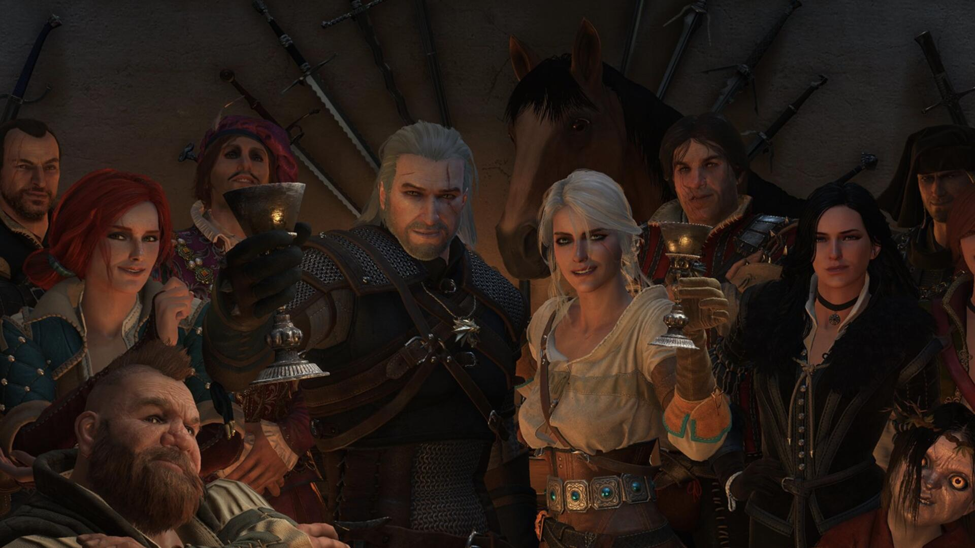 Here's 7 Great Video Game Family Reunions Just in Time for Thanksgiving