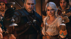 Watch Geralt of Rivia Raise a Toast to Celebrate The Witcher's 10th Anniversary