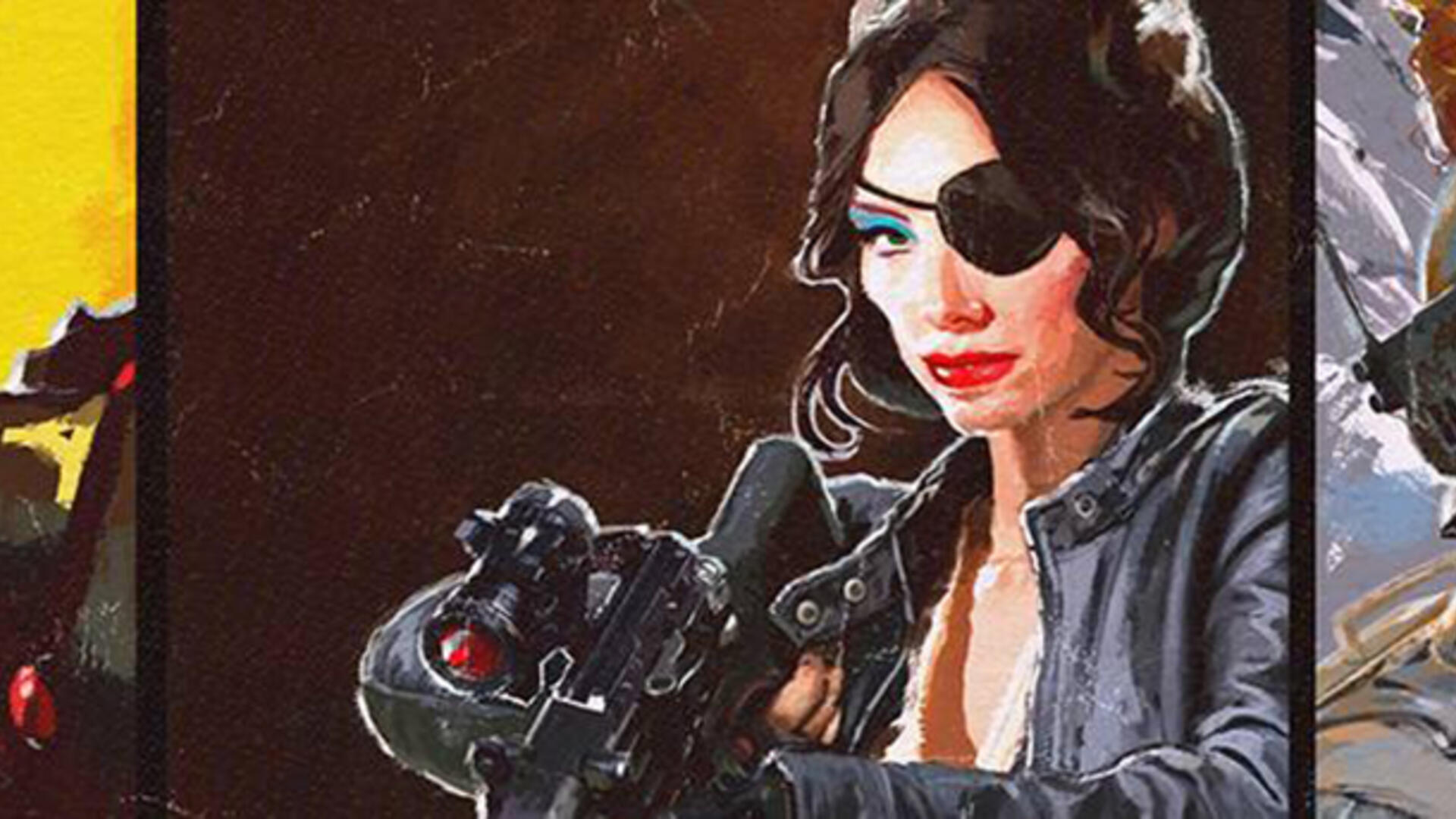 Wolfenstein 2's First DLC is Highlighted by an Interesting New Playable Character