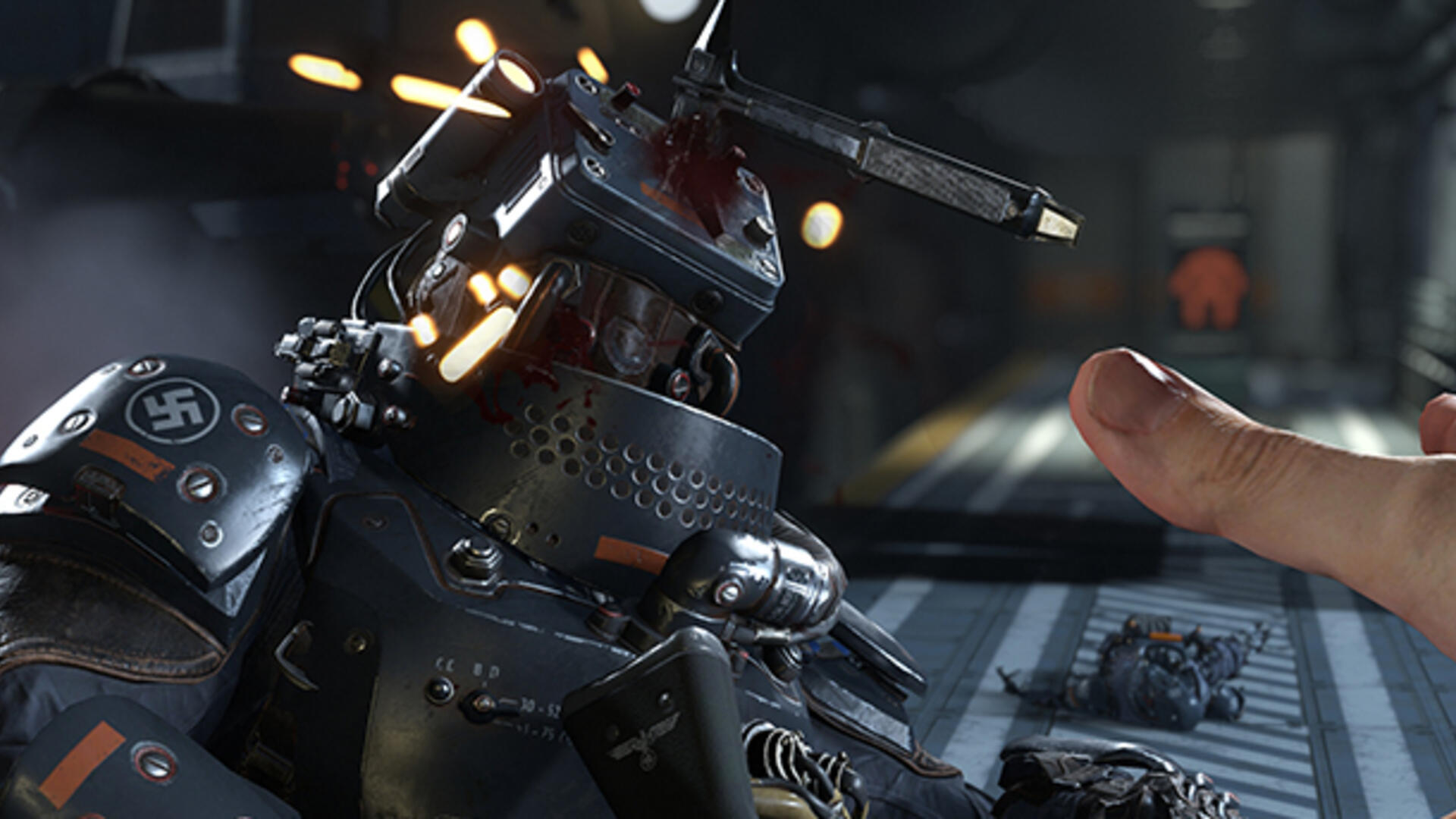 Bringing an Axe to a Knife Party: Inside Wolfenstein 2's Weapon Change and Why it Matters