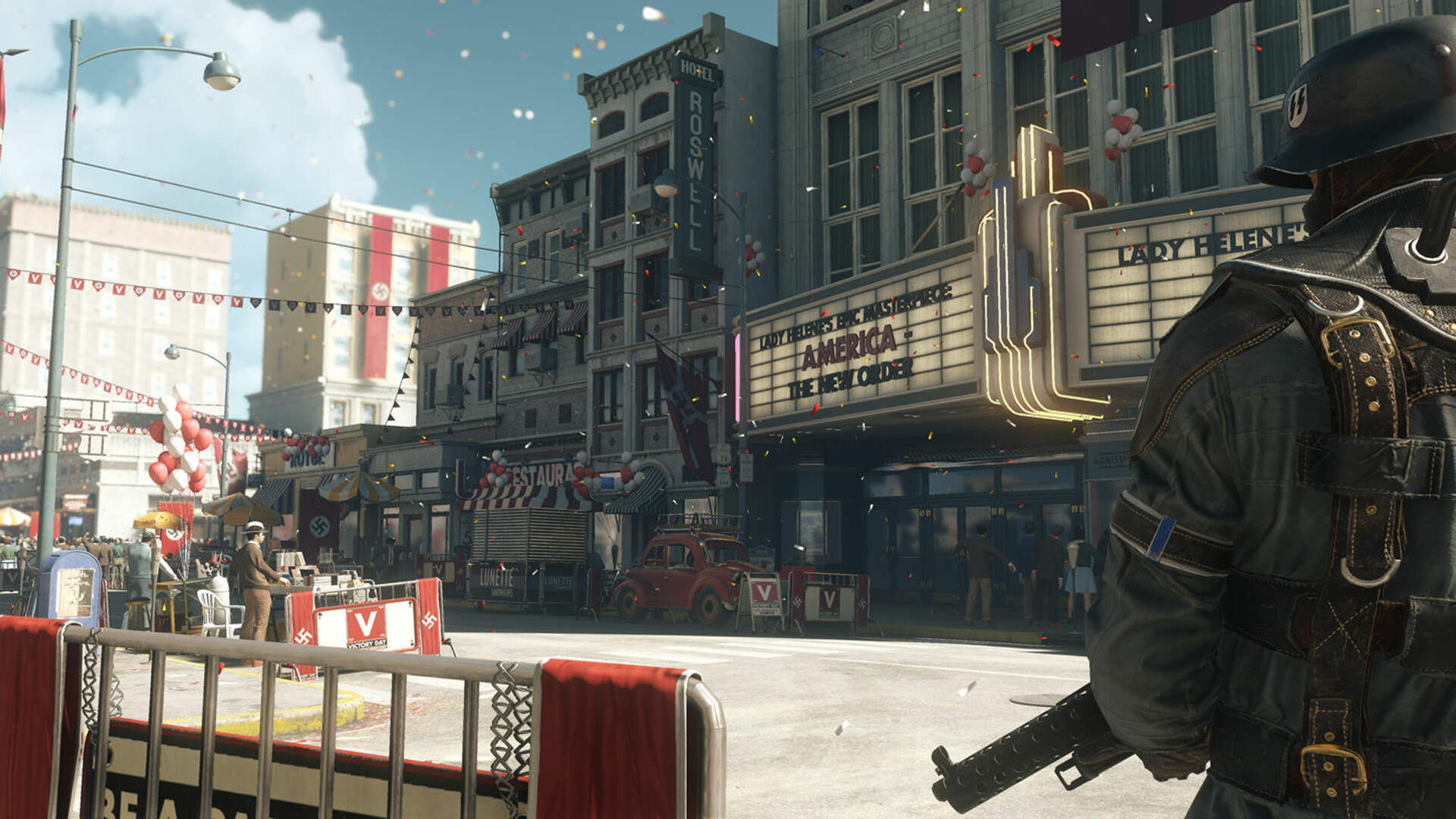 Nsfw Wolfenstein 2 The New Colossus Trailer Asks For One Hundred