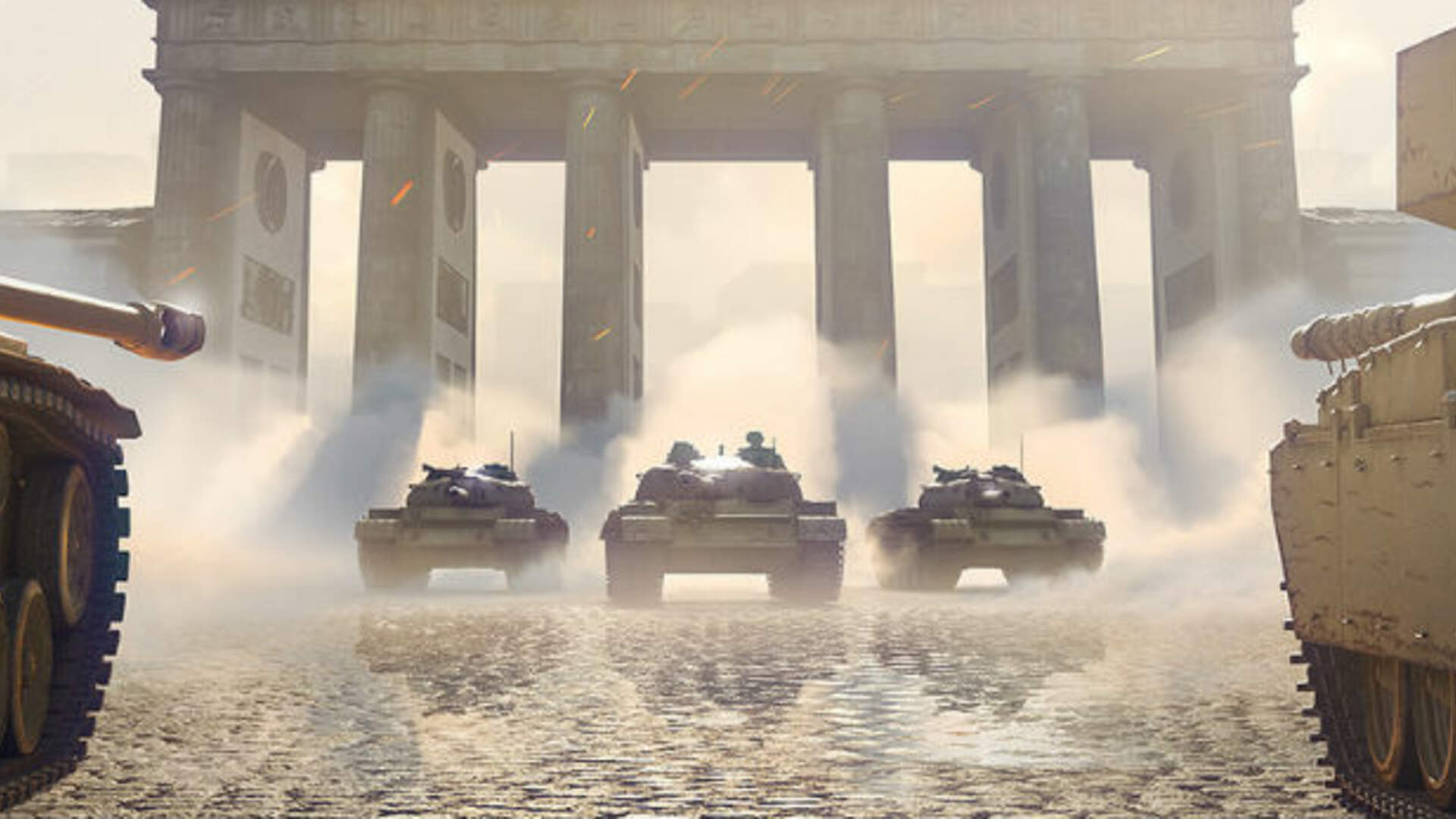 World of Tanks Gets Its First Single-Player Campaign