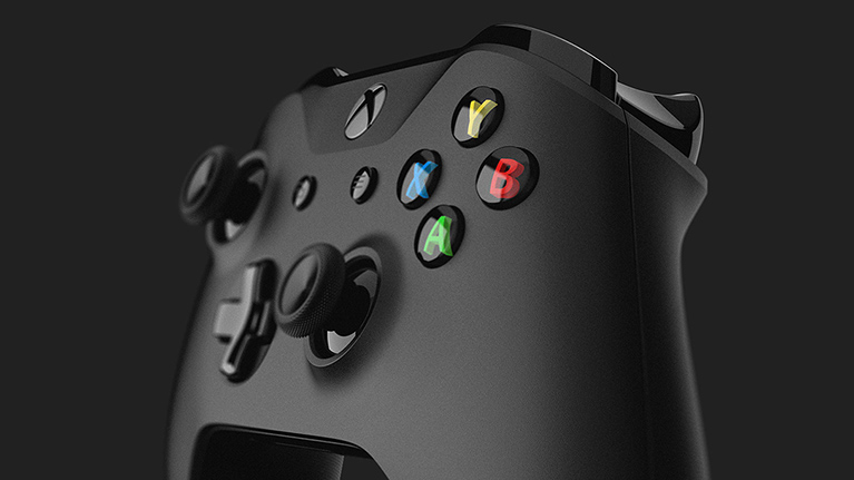 How to Connect a Controller to Xbox One - How to Charge an