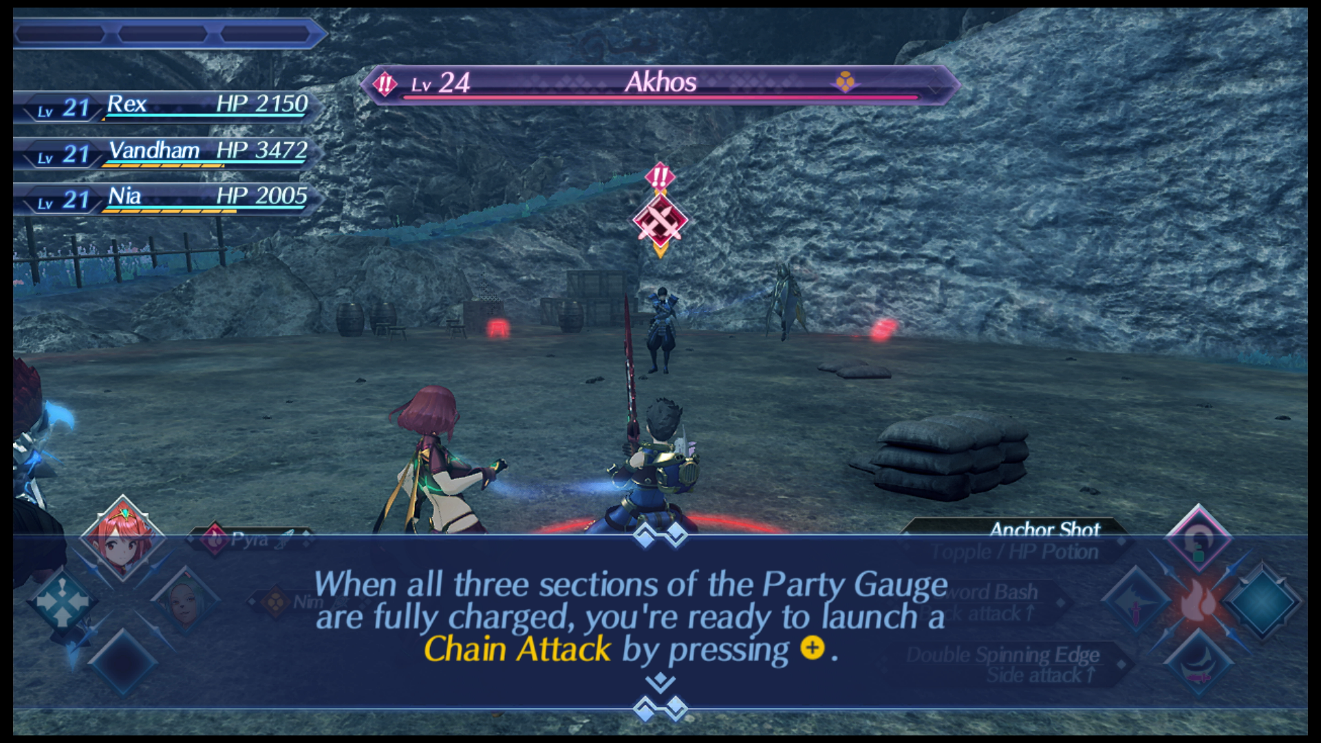 Xenoblade Chronicles 2 Combat System Guide - Combat Tips and Tricks
