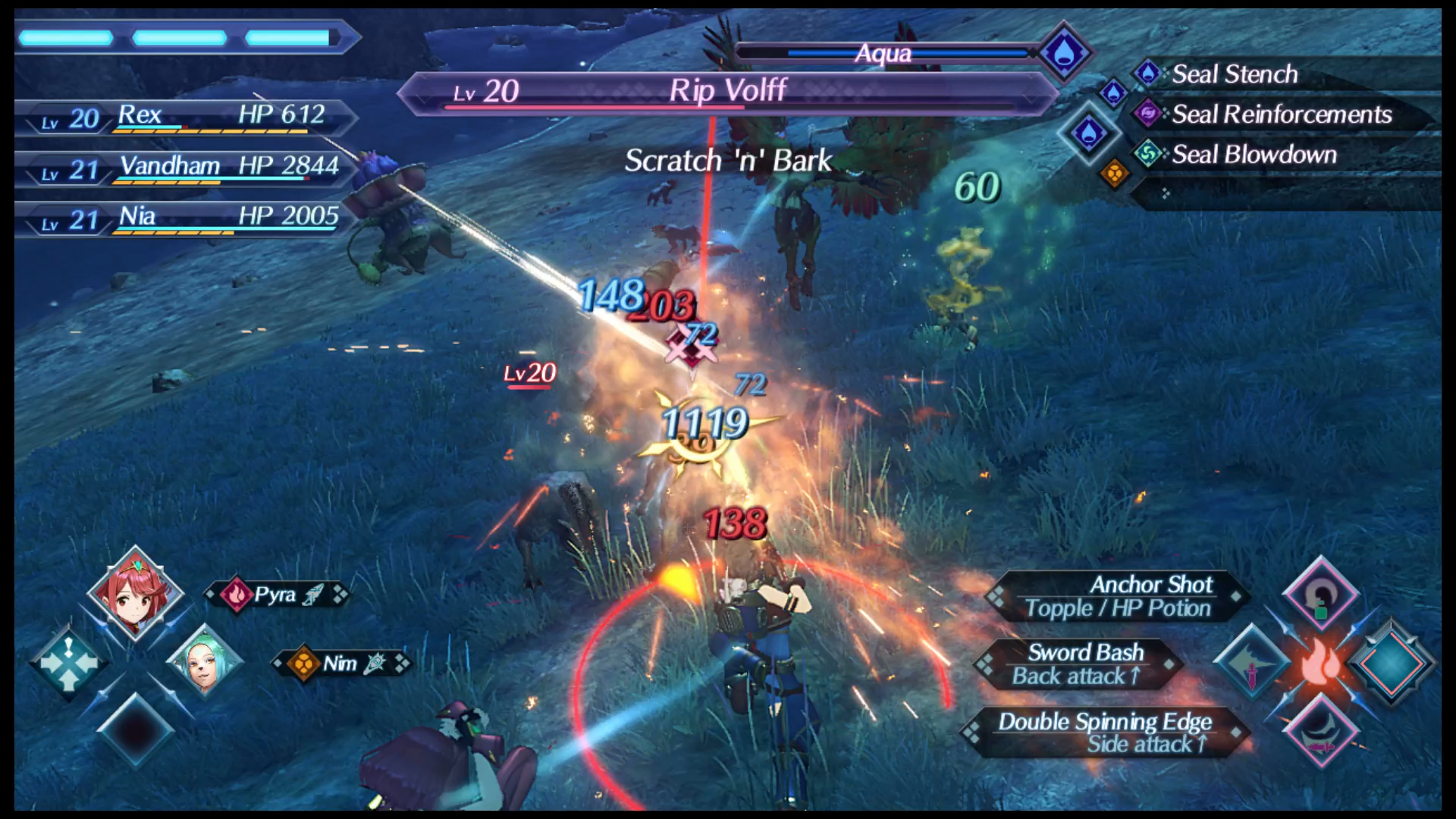 Xenoblade Chronicles 2 Level Up Guide - How to Earn XP, How