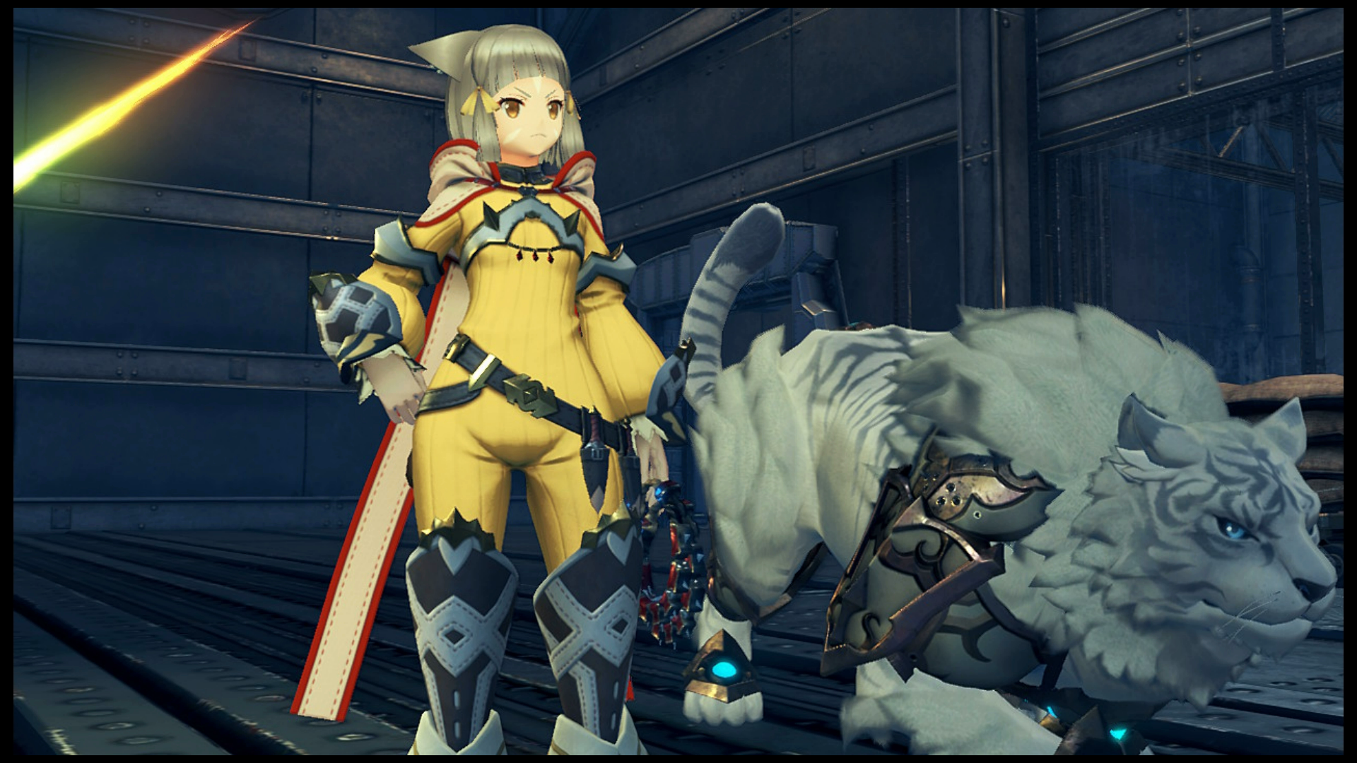 Xenoblade Chronicles 2 Review An Rpg With The Heart And Soul Of A