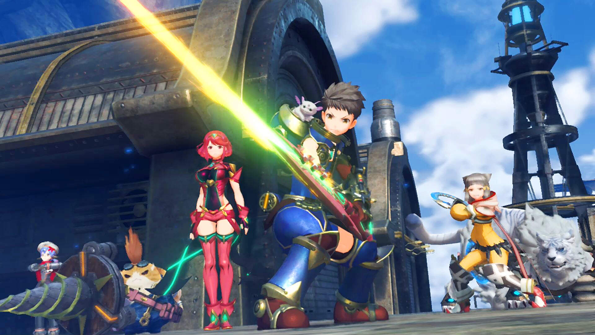 Xenoblade Chronicles 2 Rare Blades Guide - All Unique Abilities, How to Find Every Rare Blade, How to Unlock Herald