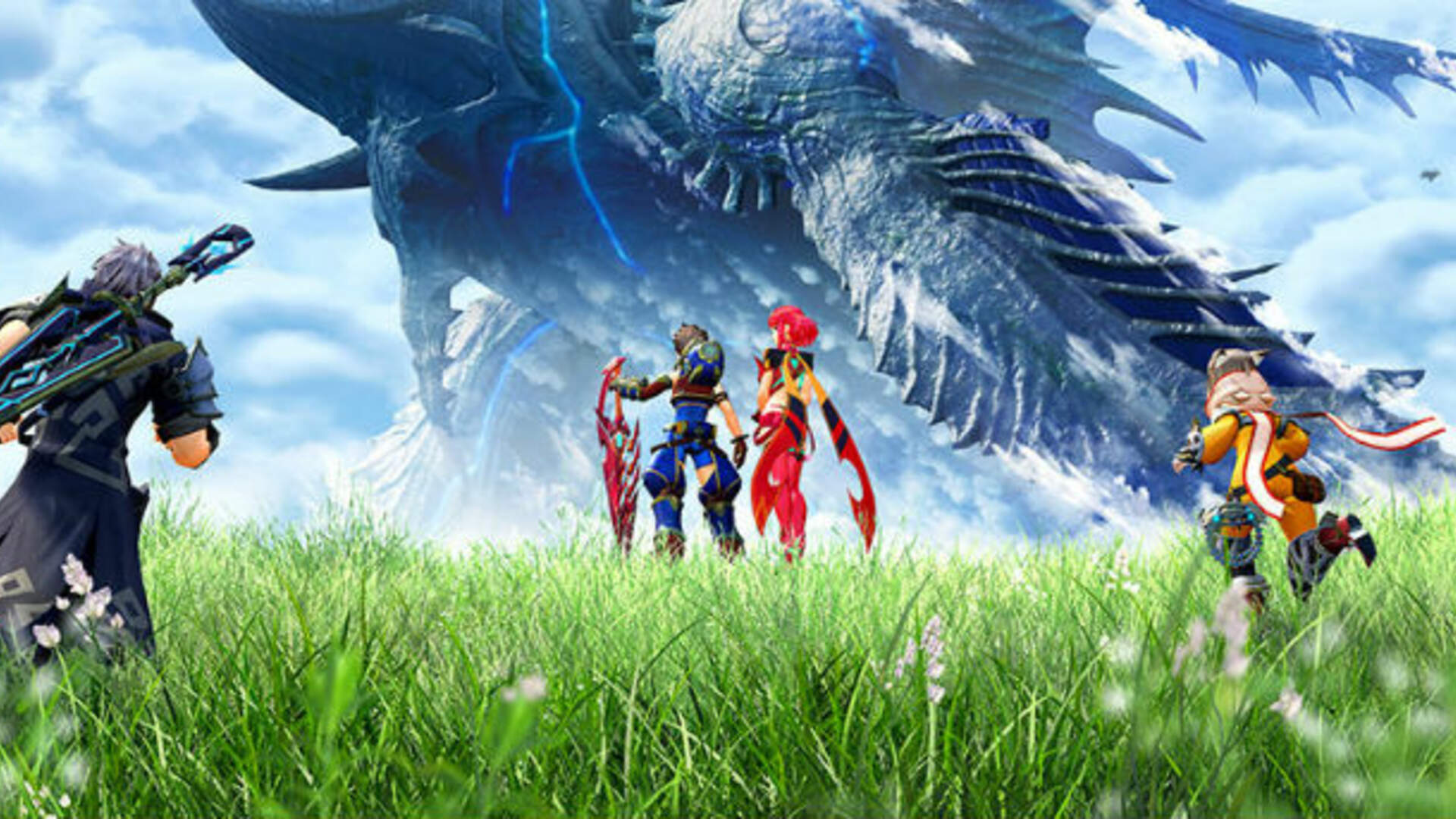 Xenoblade Chronicles 2 Puts Fans Back Where They Belong: On the Shoulders of Giants