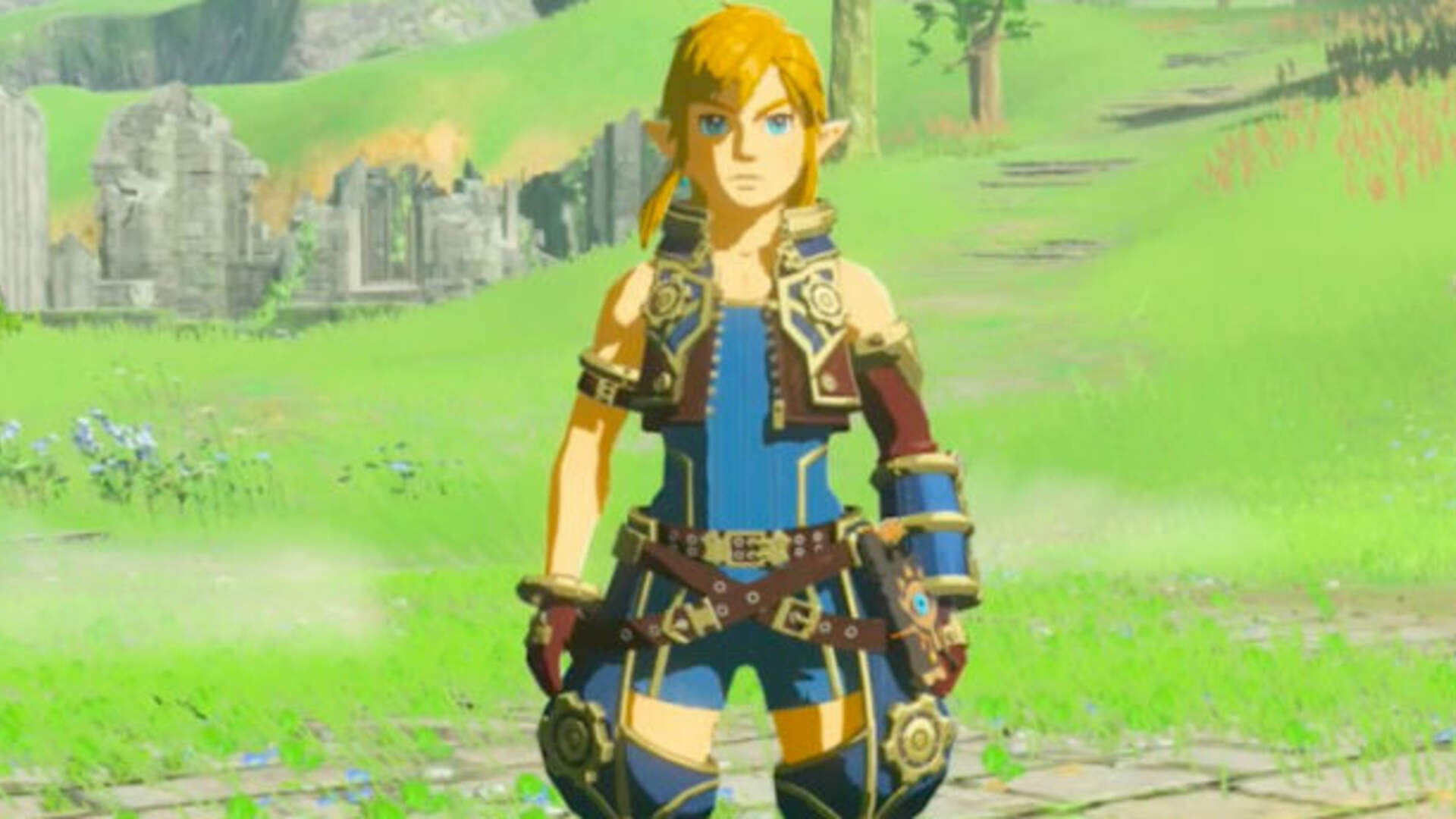 Xenoblade Chronicles 2 Direct Presentation Reveals DLC, Relevant Costume for Link in Breath of the Wild